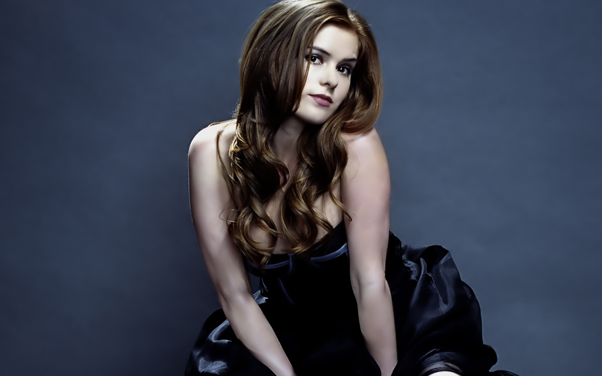 Isla Fisher Wallpaper | Full HD Pictures
