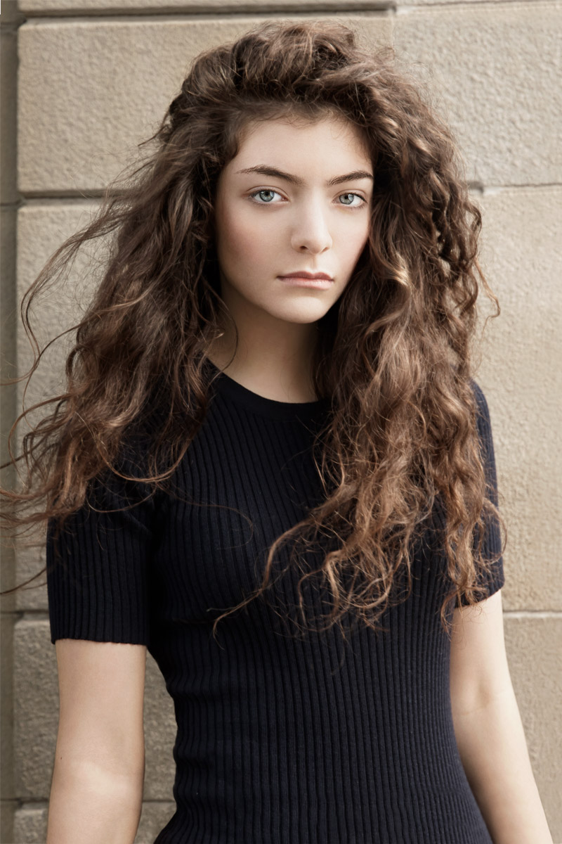 Lorde Hairstyle | Full HD Pictures