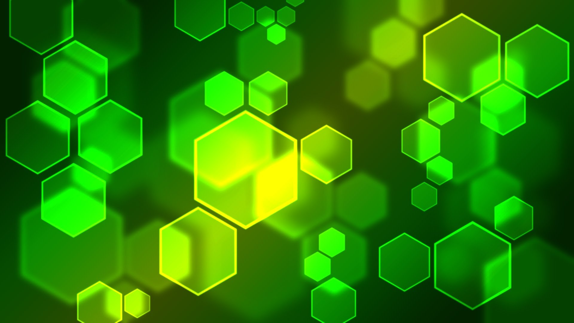 Magnificent Hexagons Wallpaper Full HD Pictures