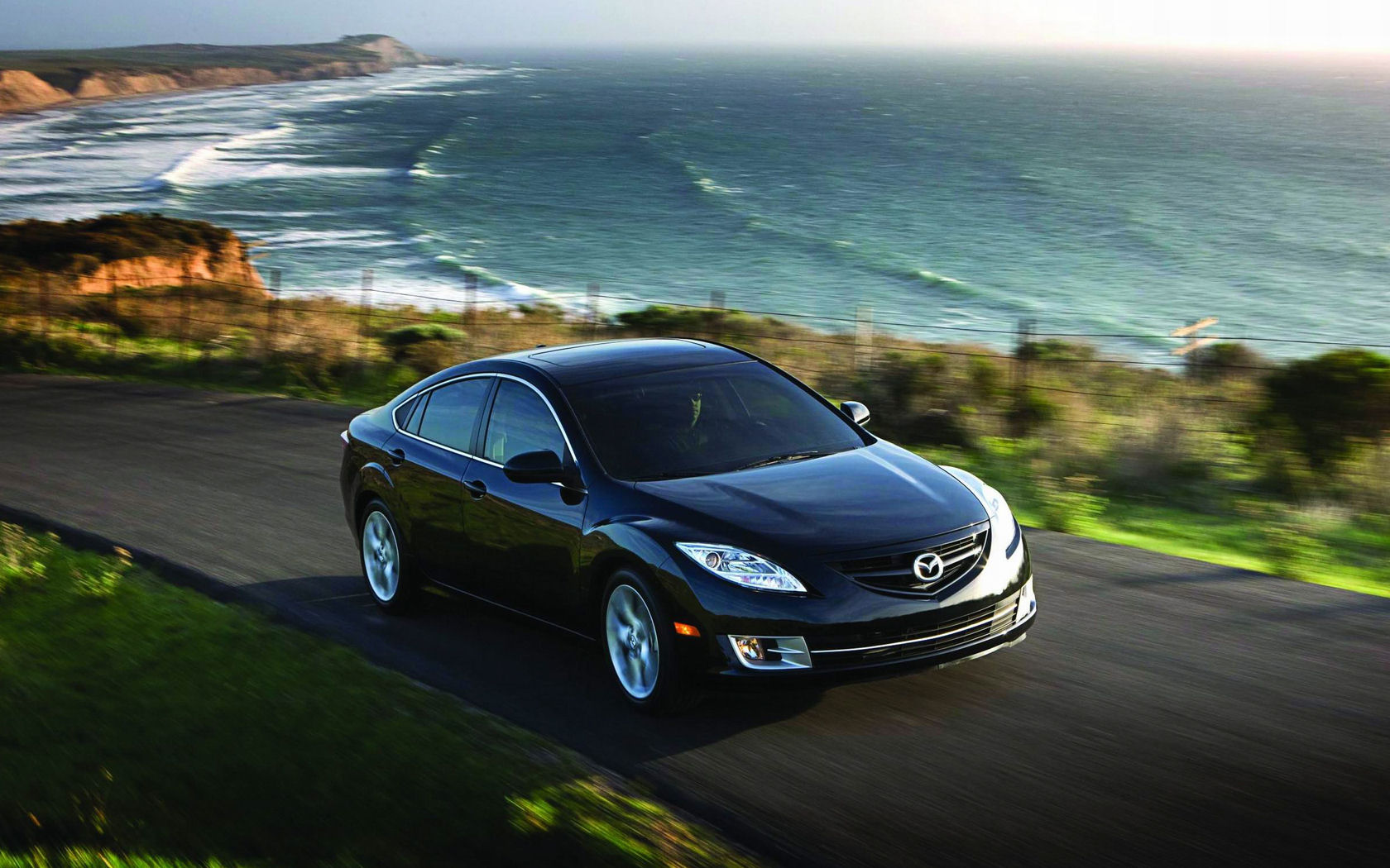 Magnificent Mazda 6 Wallpaper   Full HD Pictures