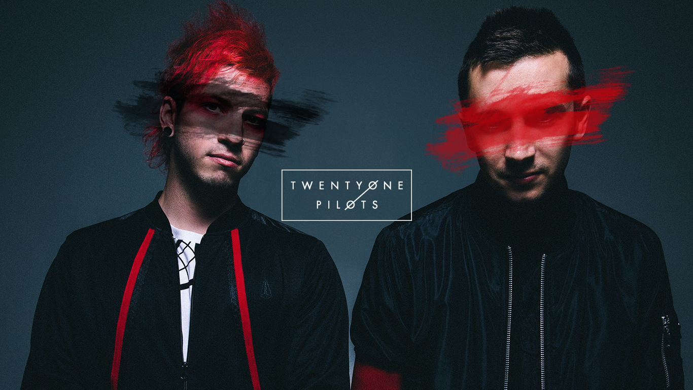 twenty one pilots and their saving music