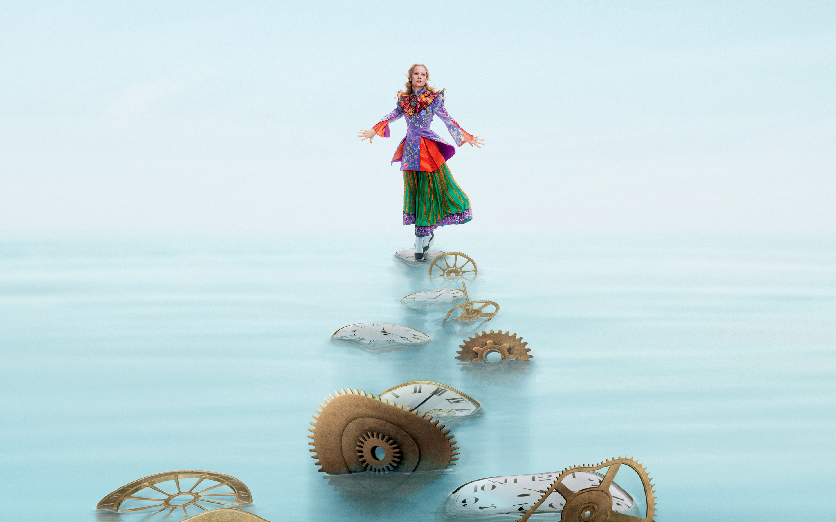 Alice Through The Looking Glass  Full Movie Free Download