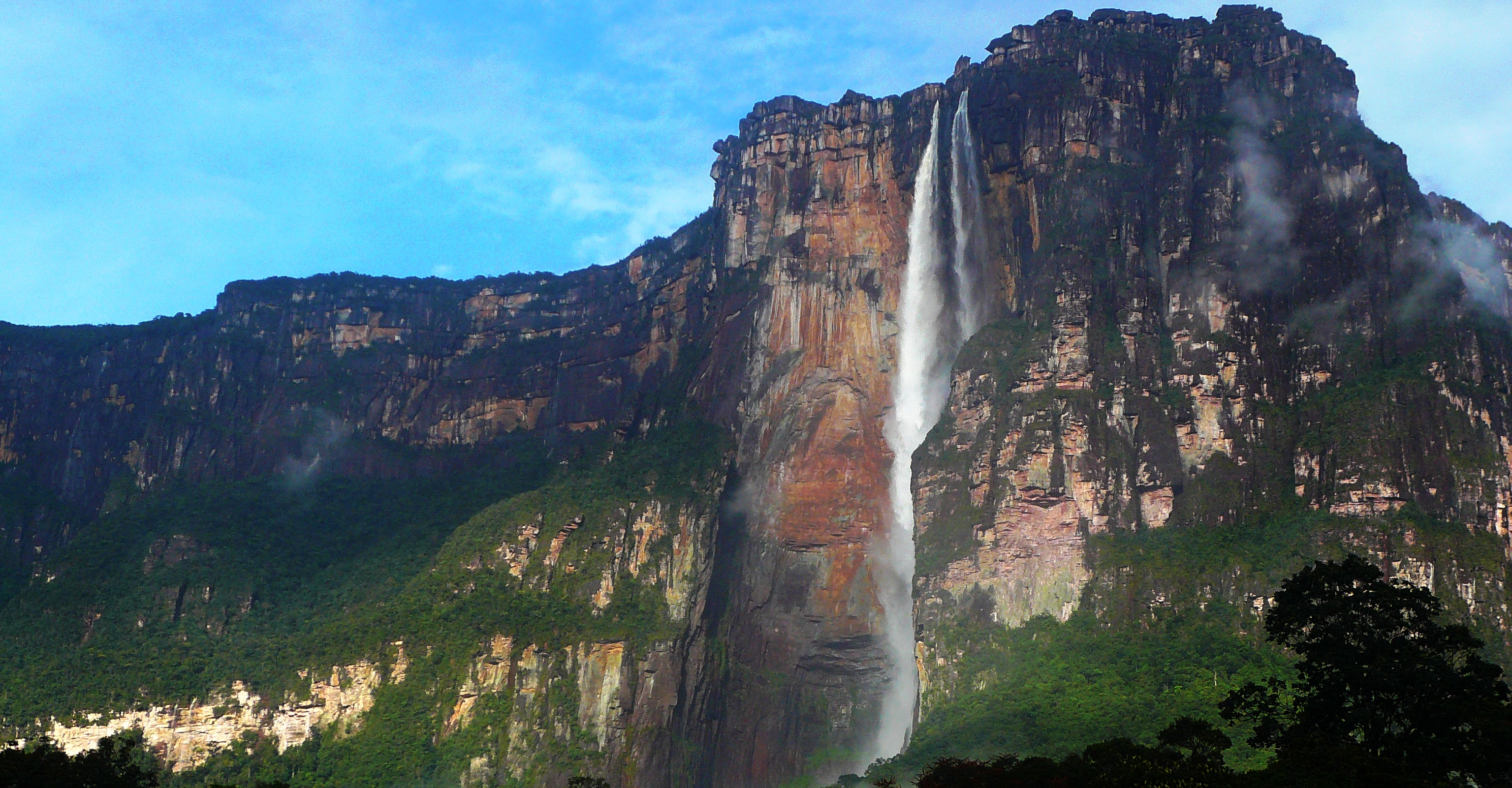 angel falls wallpaper -#main