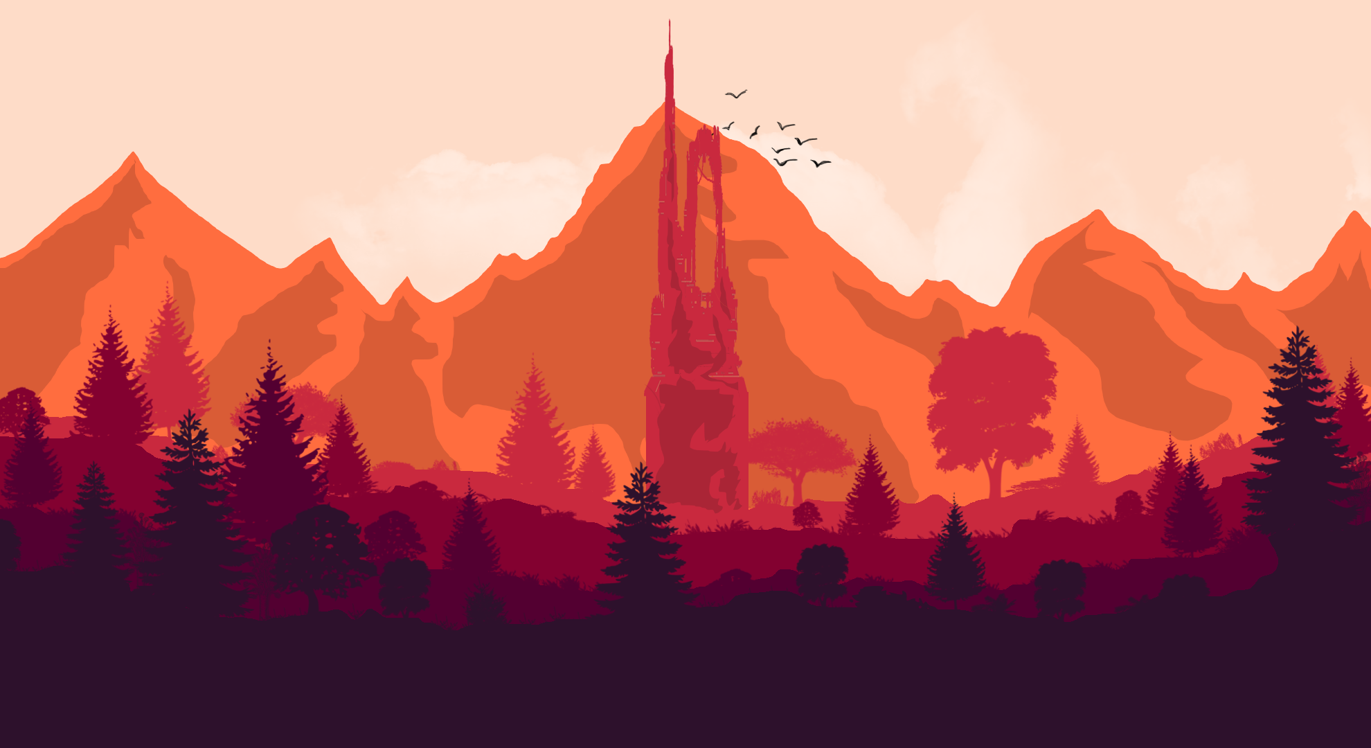 firewatch hd wallpapers full hd pictures