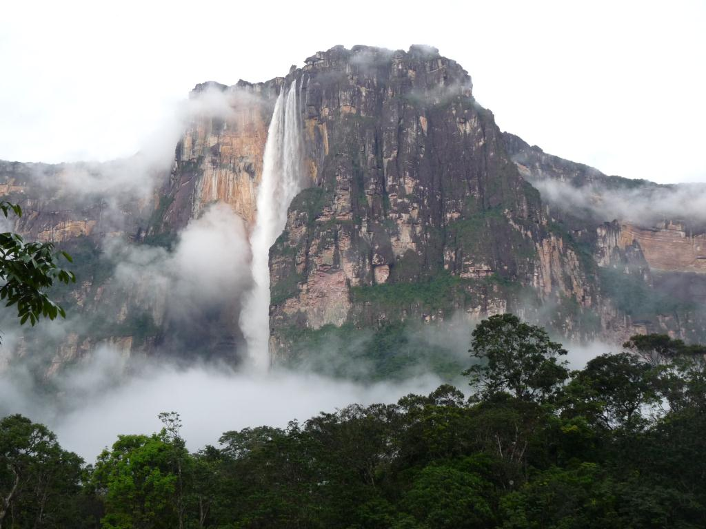 angel falls wallpaper - photo #15