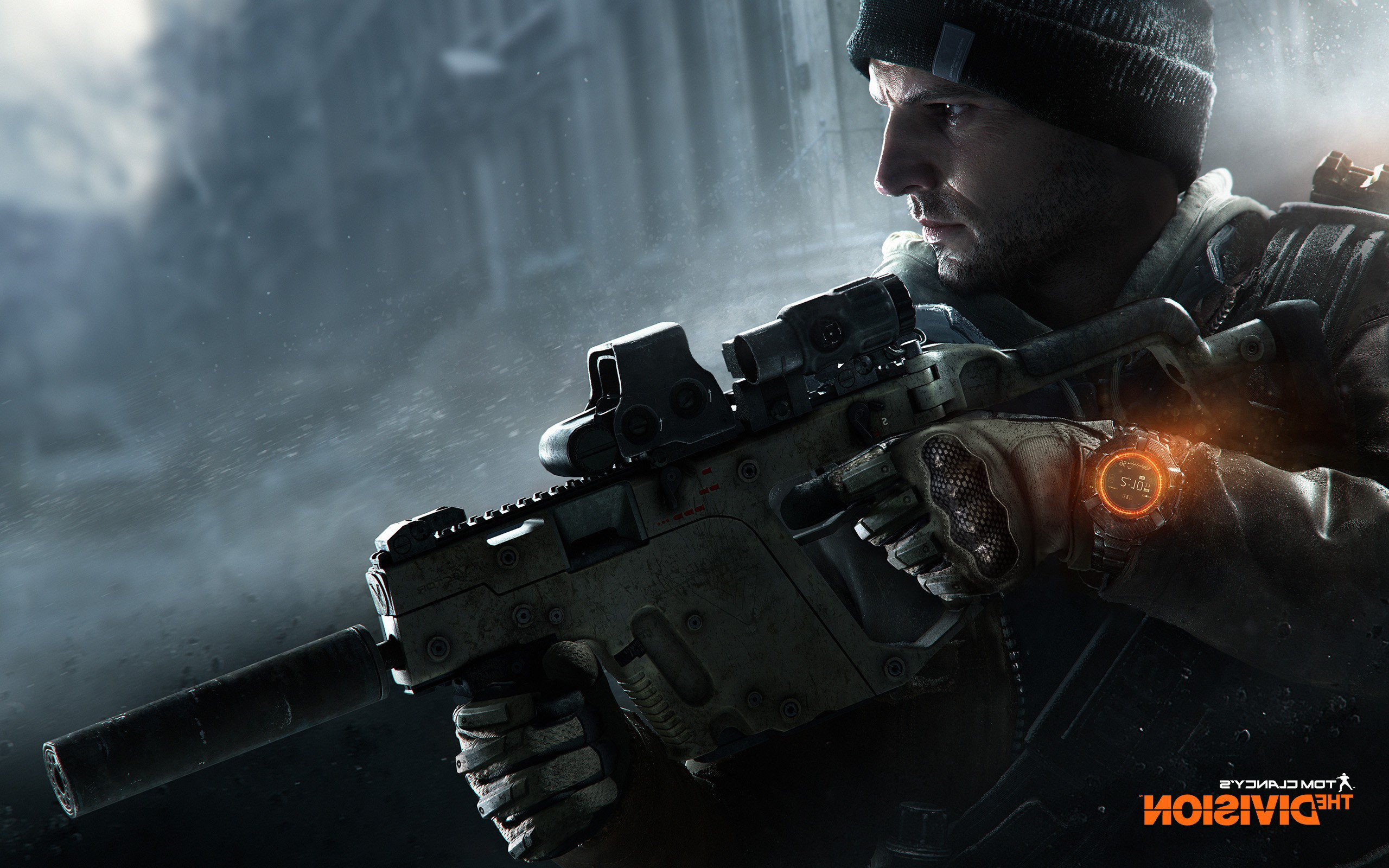 HD Tom Clancy's The Division Wallpapers