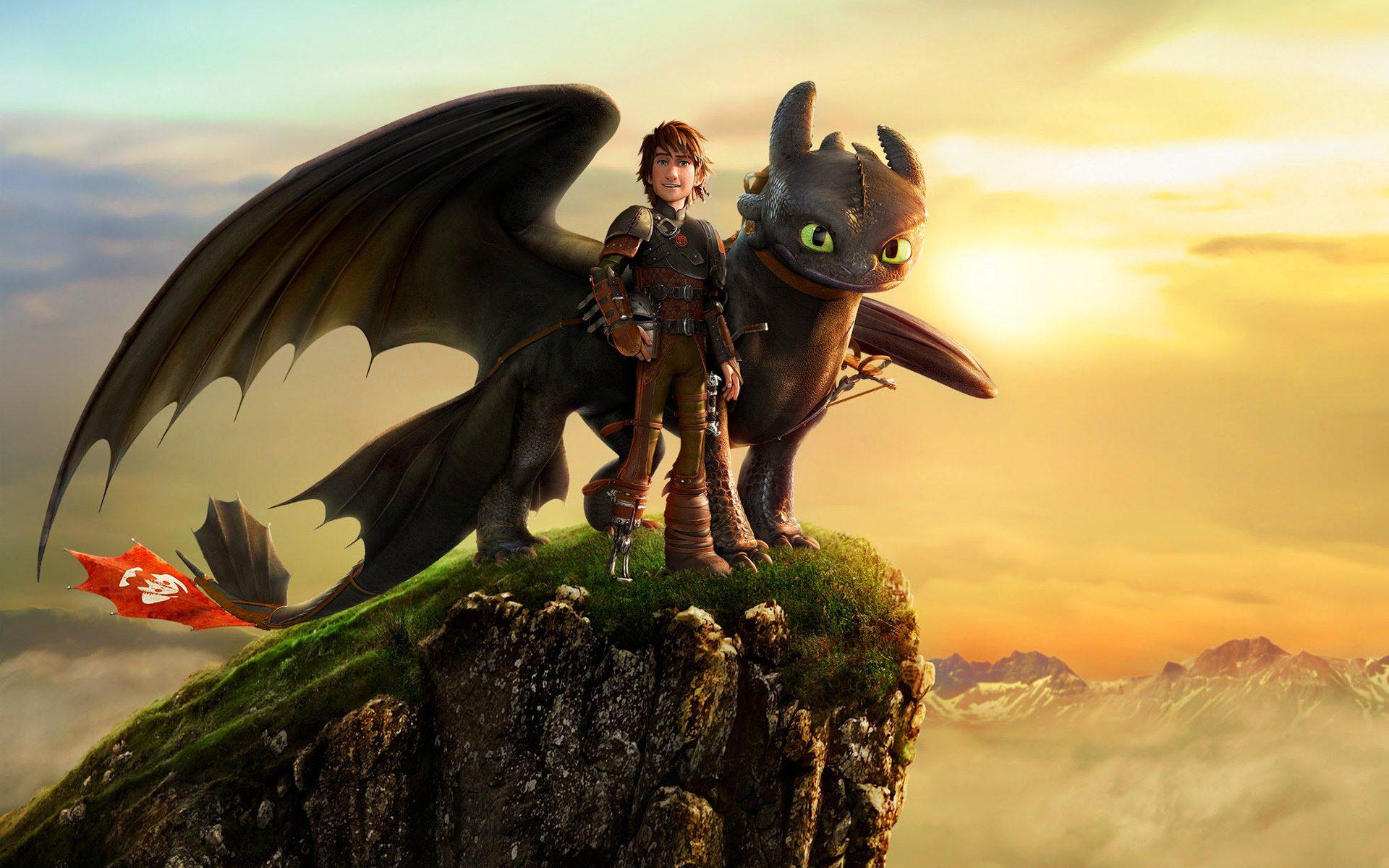 how to train your dragon to