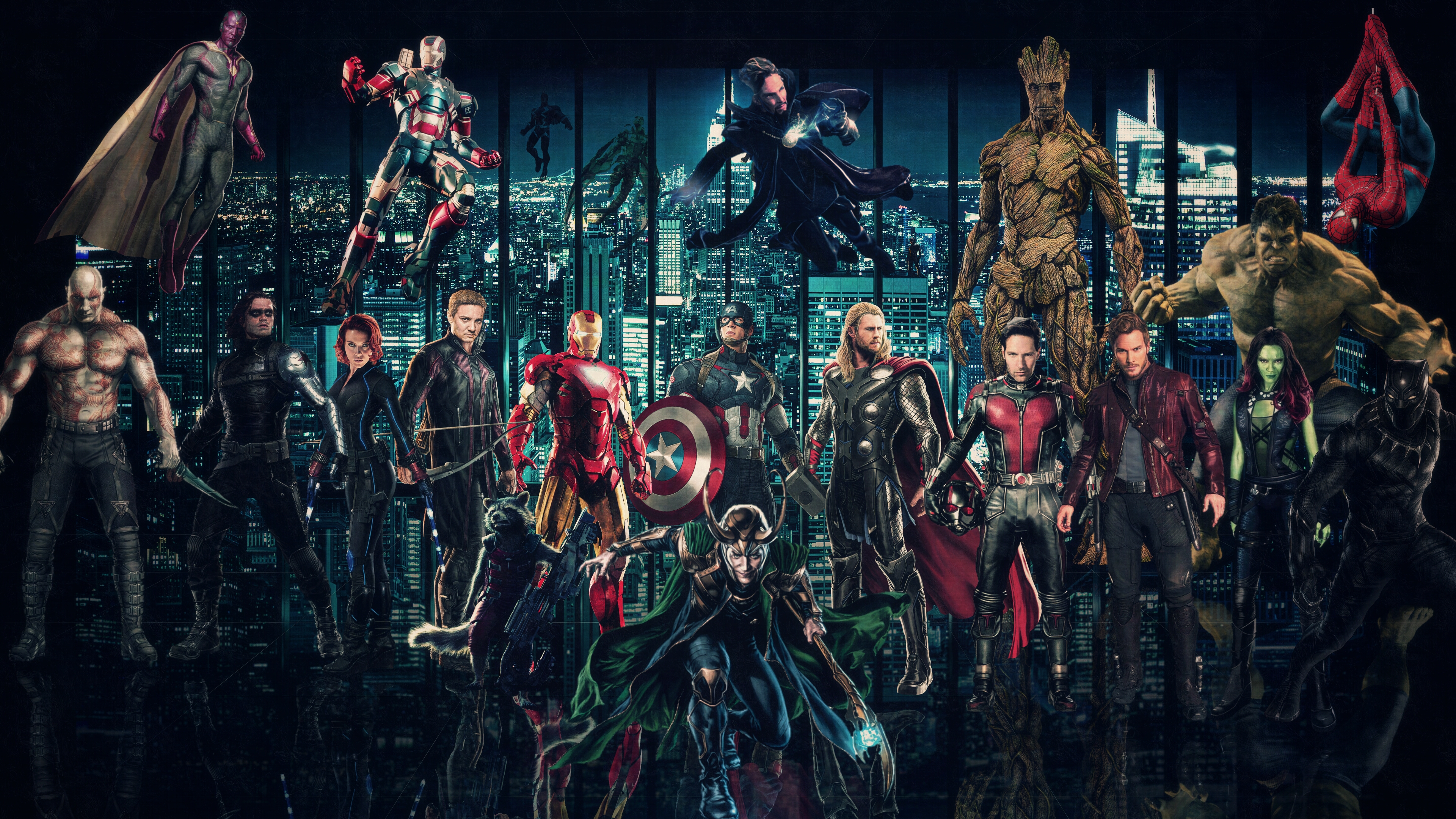 New Marvel Wallpaper Full Hd Pictures