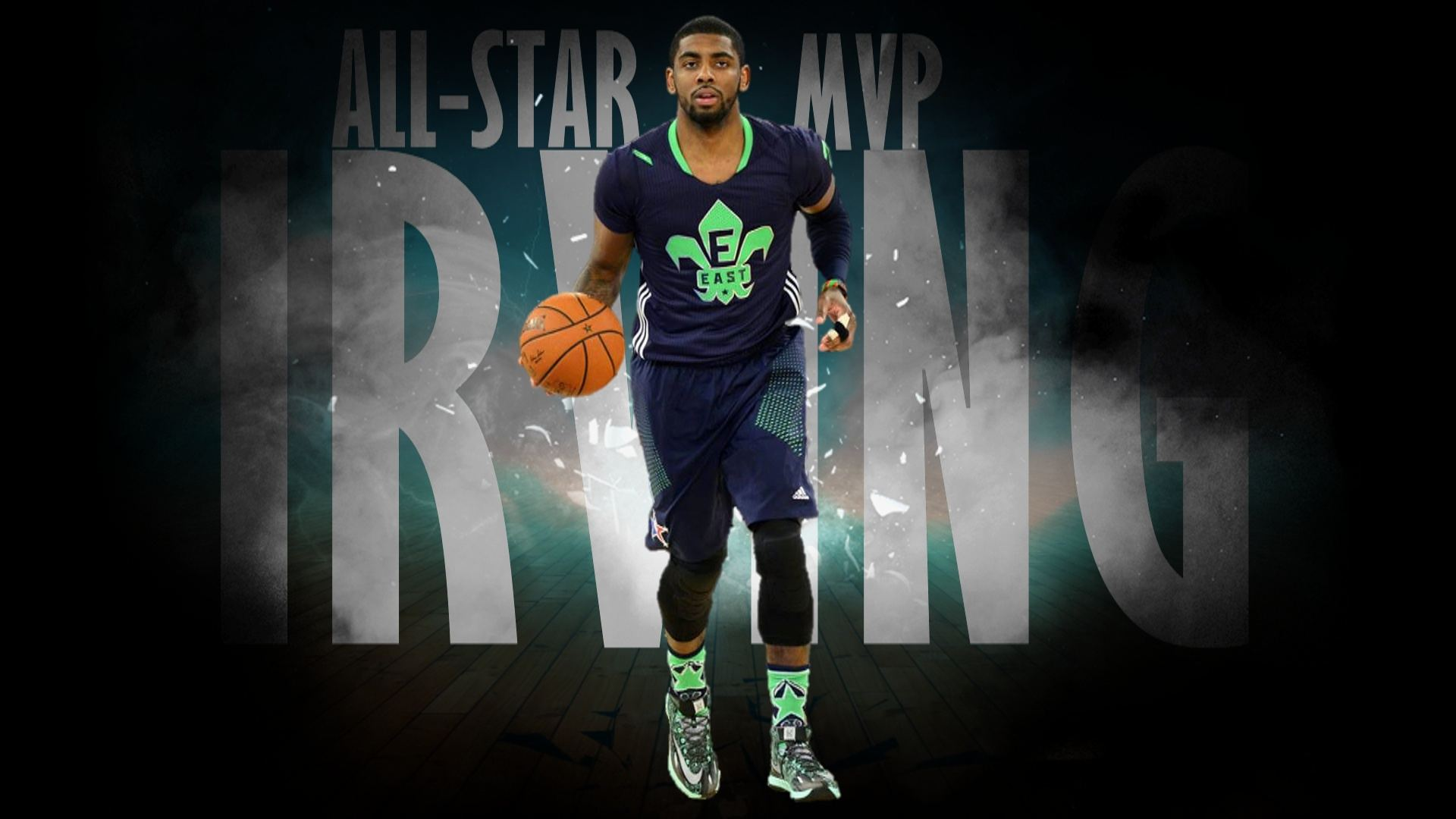 awesome kyrie irving wallpaper full hd pictures