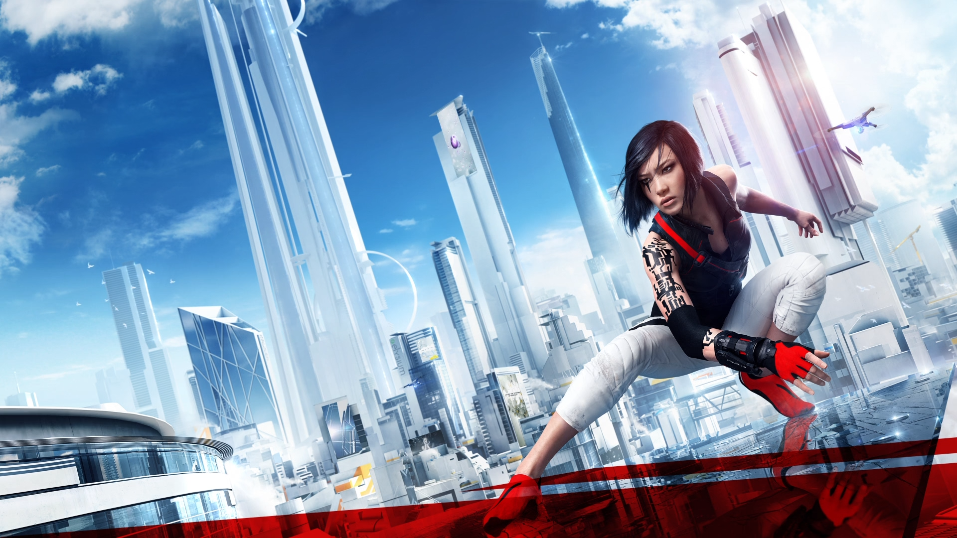 mirror 39 s edge catalyst wallpapers full hd pictures