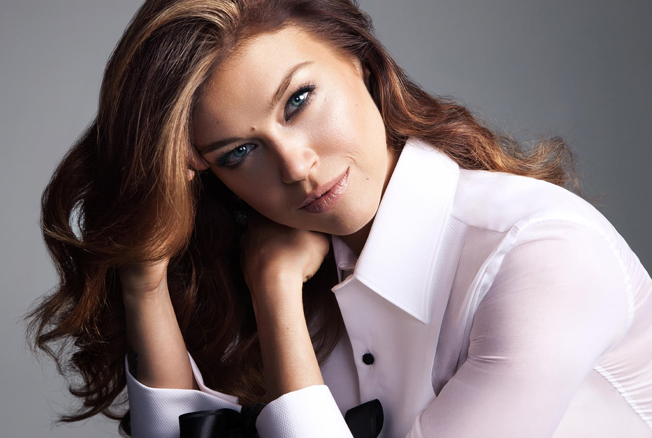 Beautiful Adrianne Palicki Wallpaper | Full HD Pictures