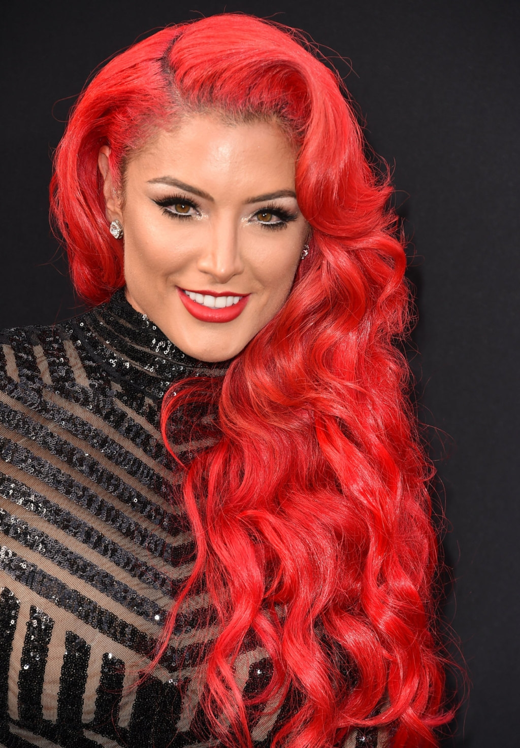 Eva Marie Hairstyle Full Hd Pictures