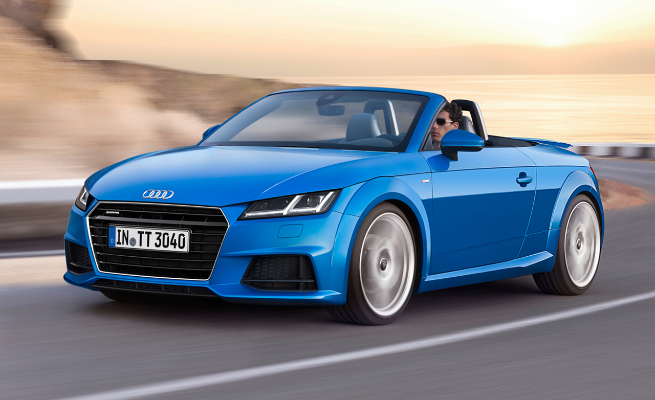great audi tt rs roadster wallpaper full hd pictures. Black Bedroom Furniture Sets. Home Design Ideas