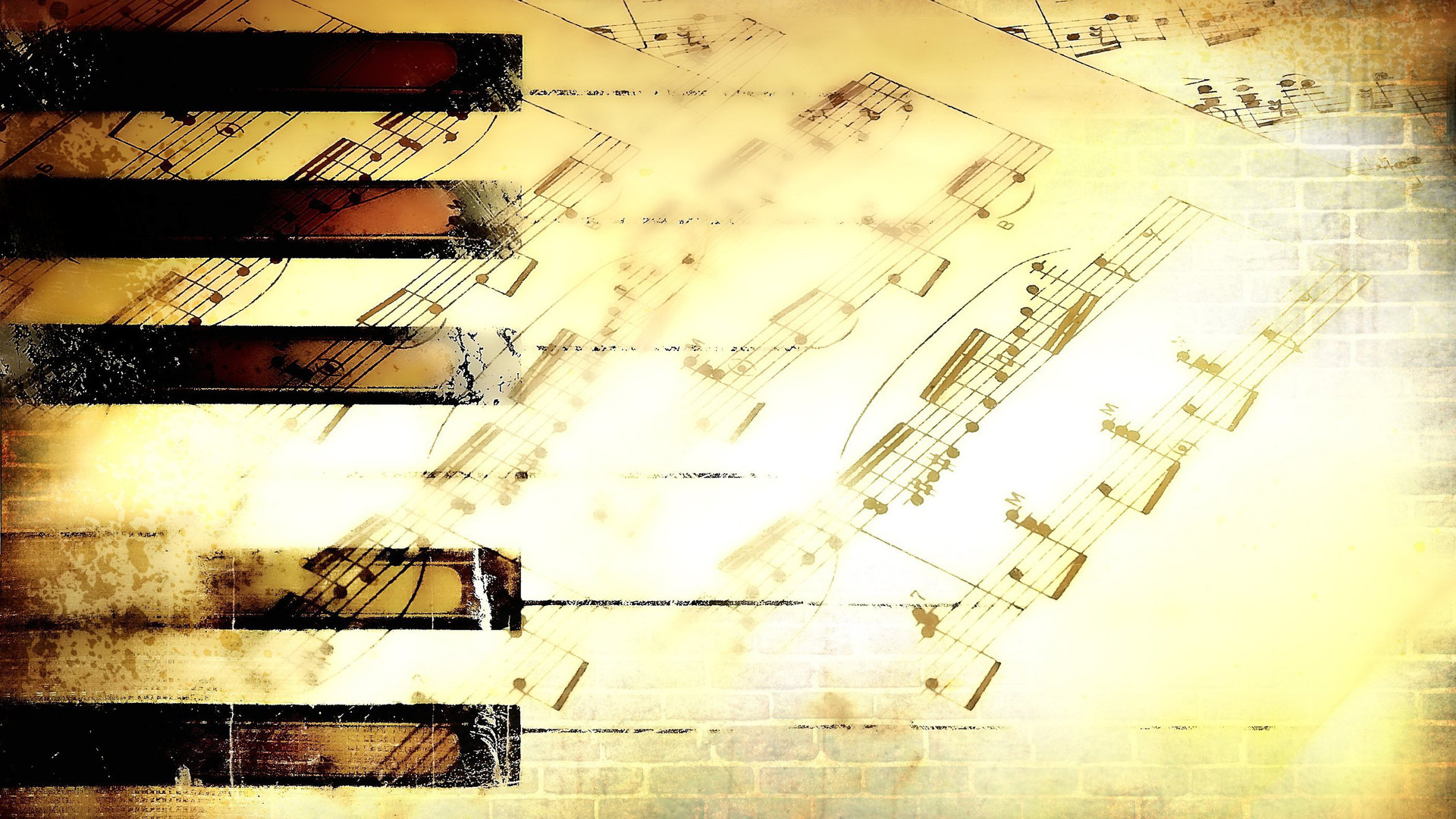 Great music notes wallpaper full hd pictures for Wallpaper sheets
