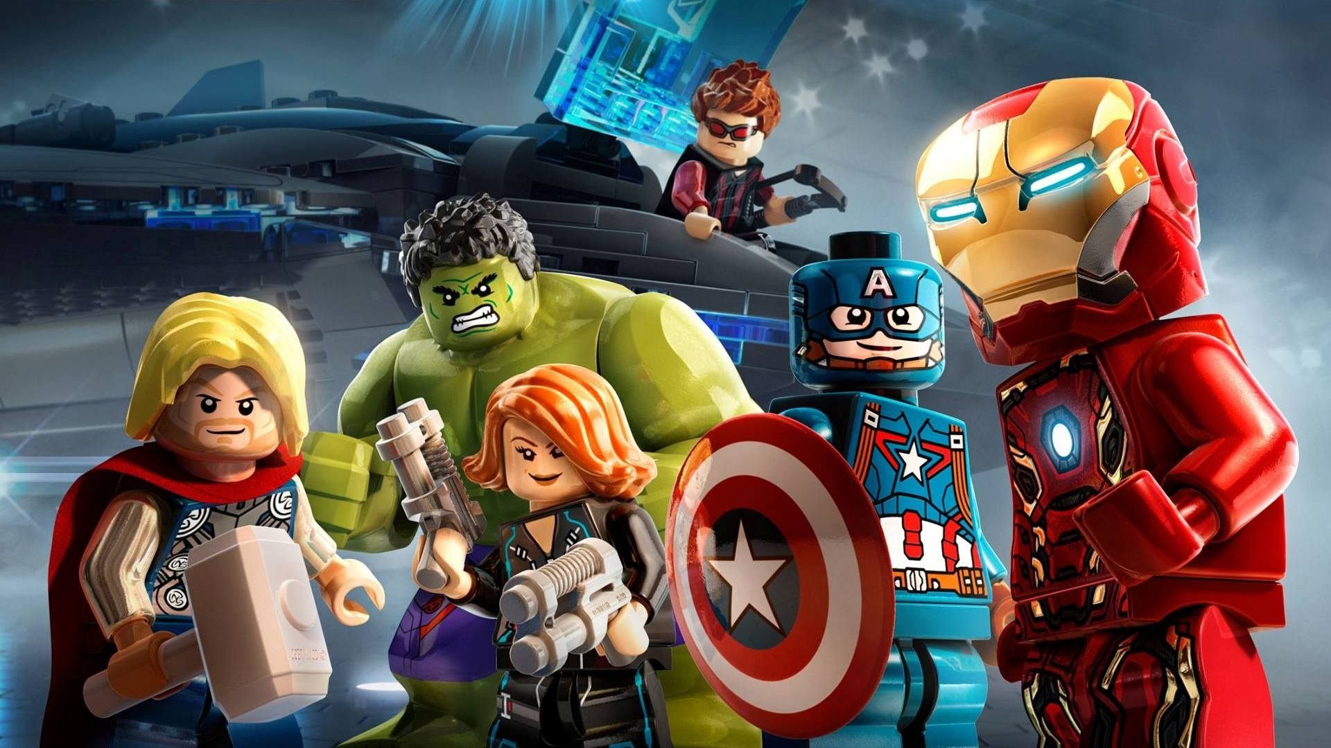 Lego Marvel39 S Avengers Hd Wallpaper Full Hd Pictures Lego