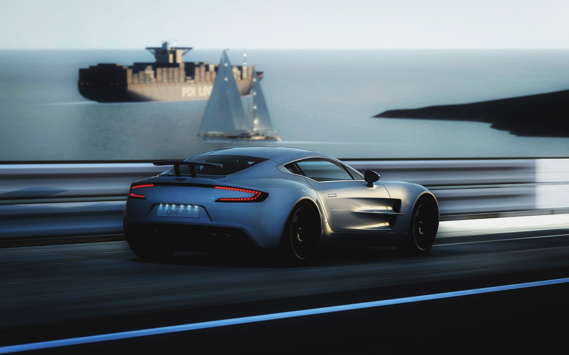 Magnificent Aston Martin One 77 Wallpaper Full Hd Pictures