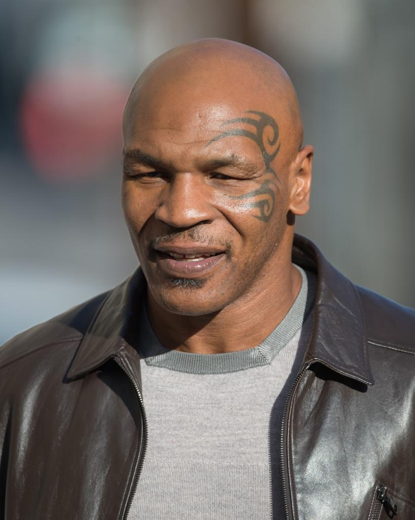 <b>Mike Tyson</b> Pictures - Mike-Tyson-Pictures