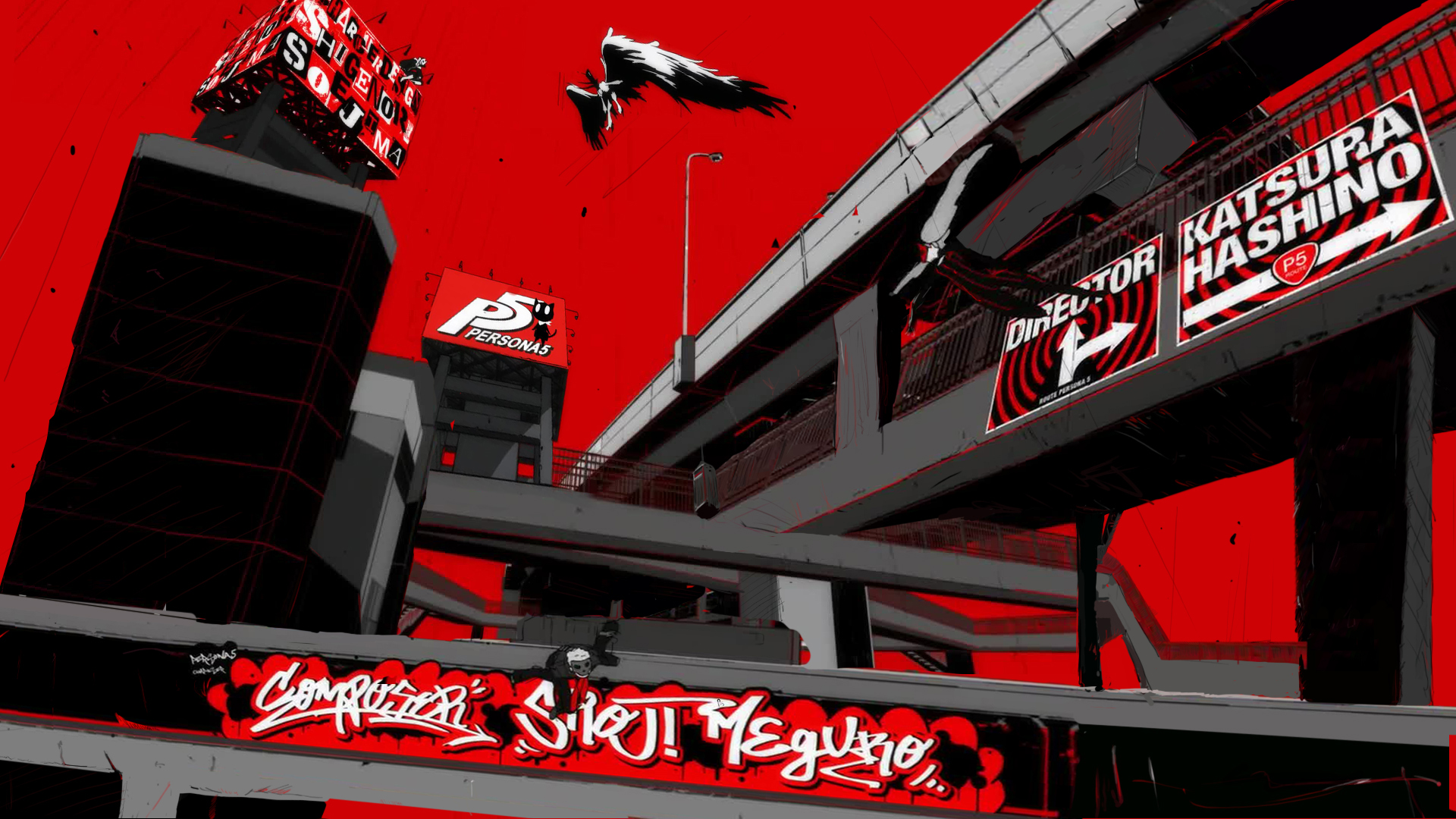 Persona 5 HD Wallpapers