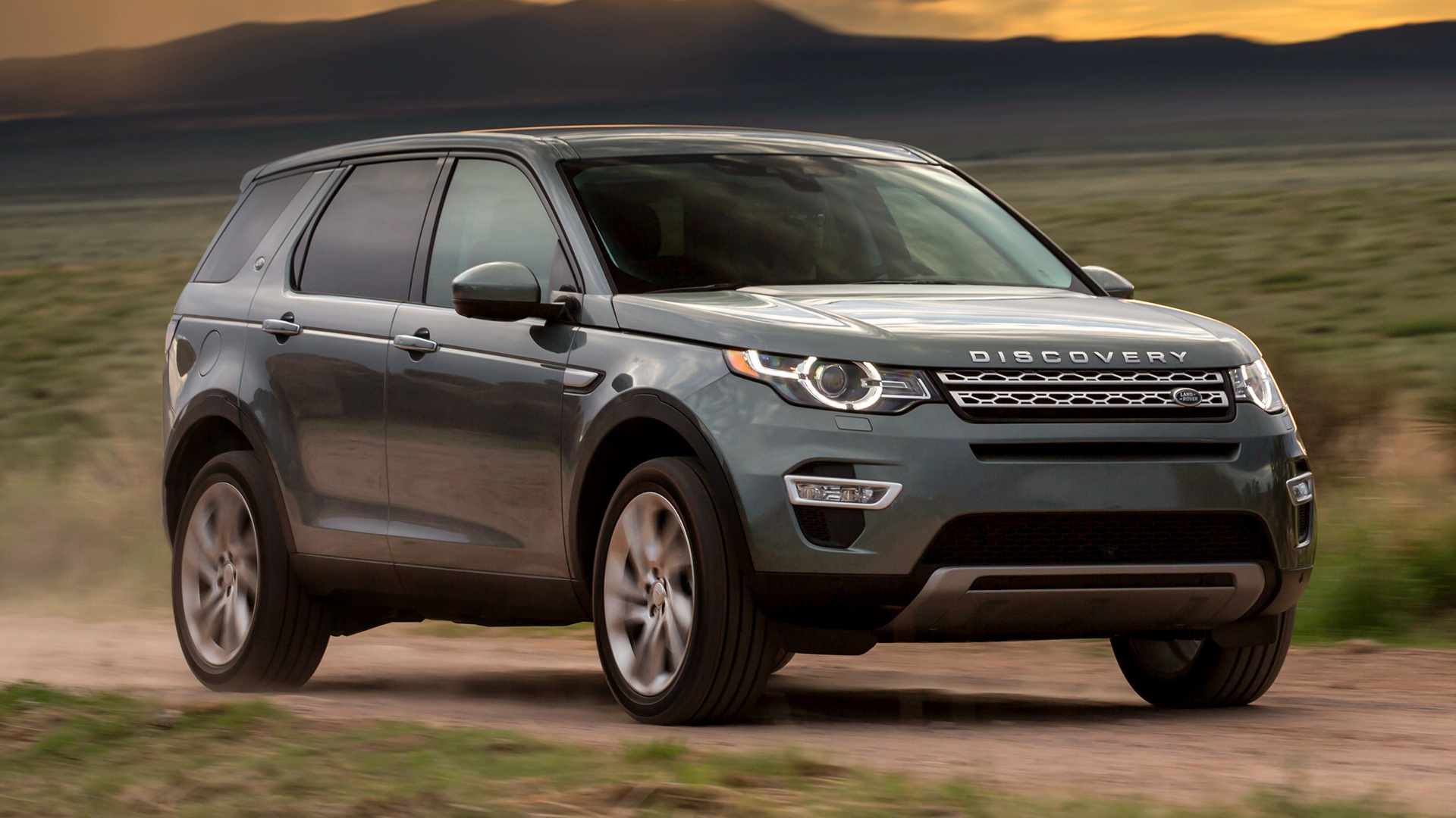 Wallpaper Land Rover Discovery Sport: Special Land Rover Discovery Sport Wallpaper