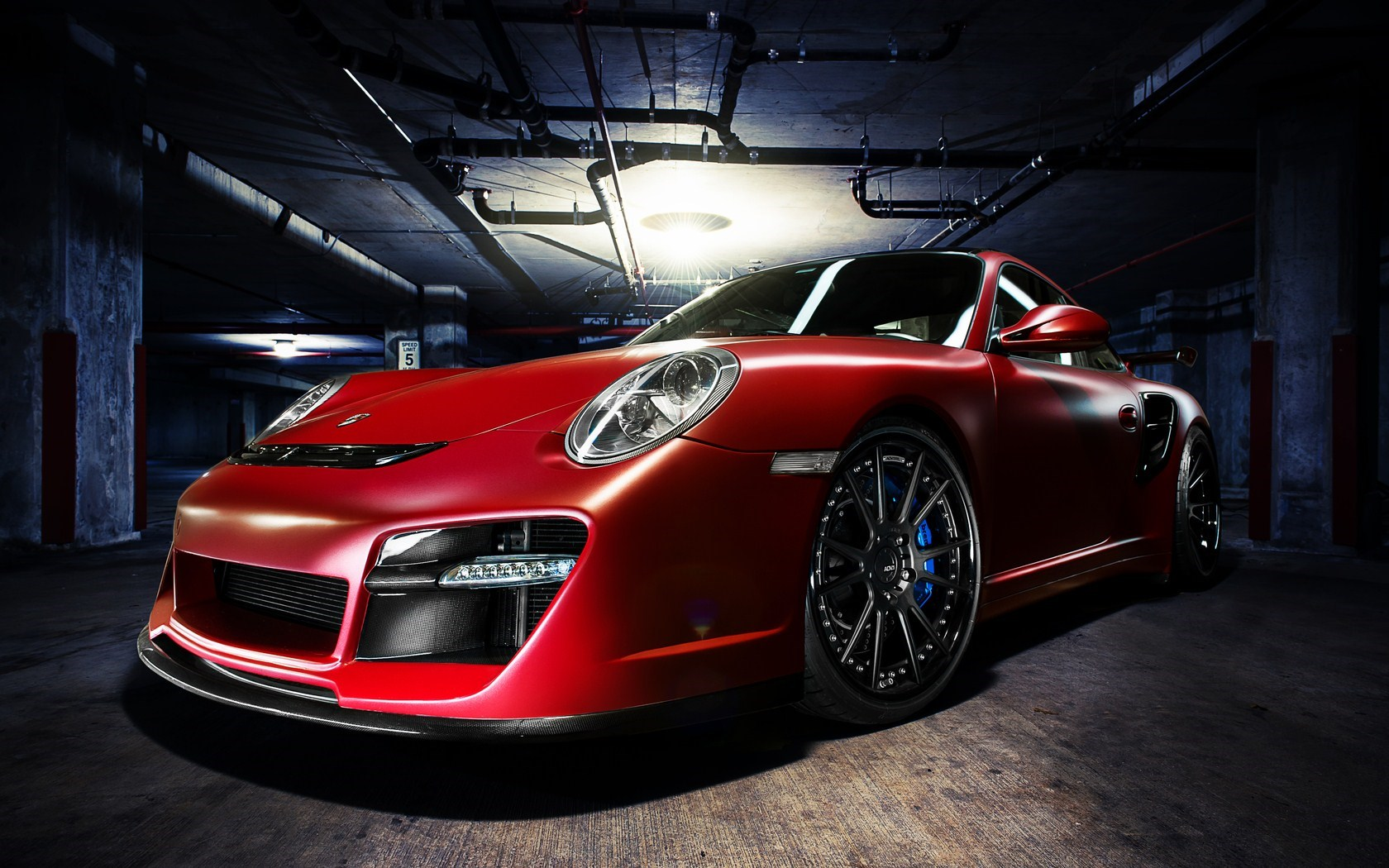 Beautiful Red Car Wallpaper Full Hd Pictures