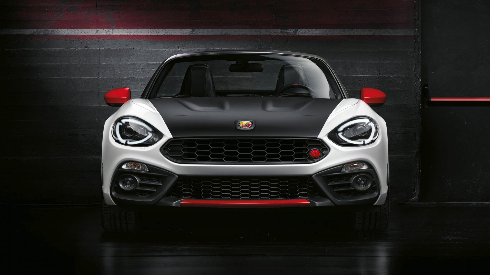 fiat abarth 124 spider 2016 review first drive carsguide fiat abarth galleries. Black Bedroom Furniture Sets. Home Design Ideas