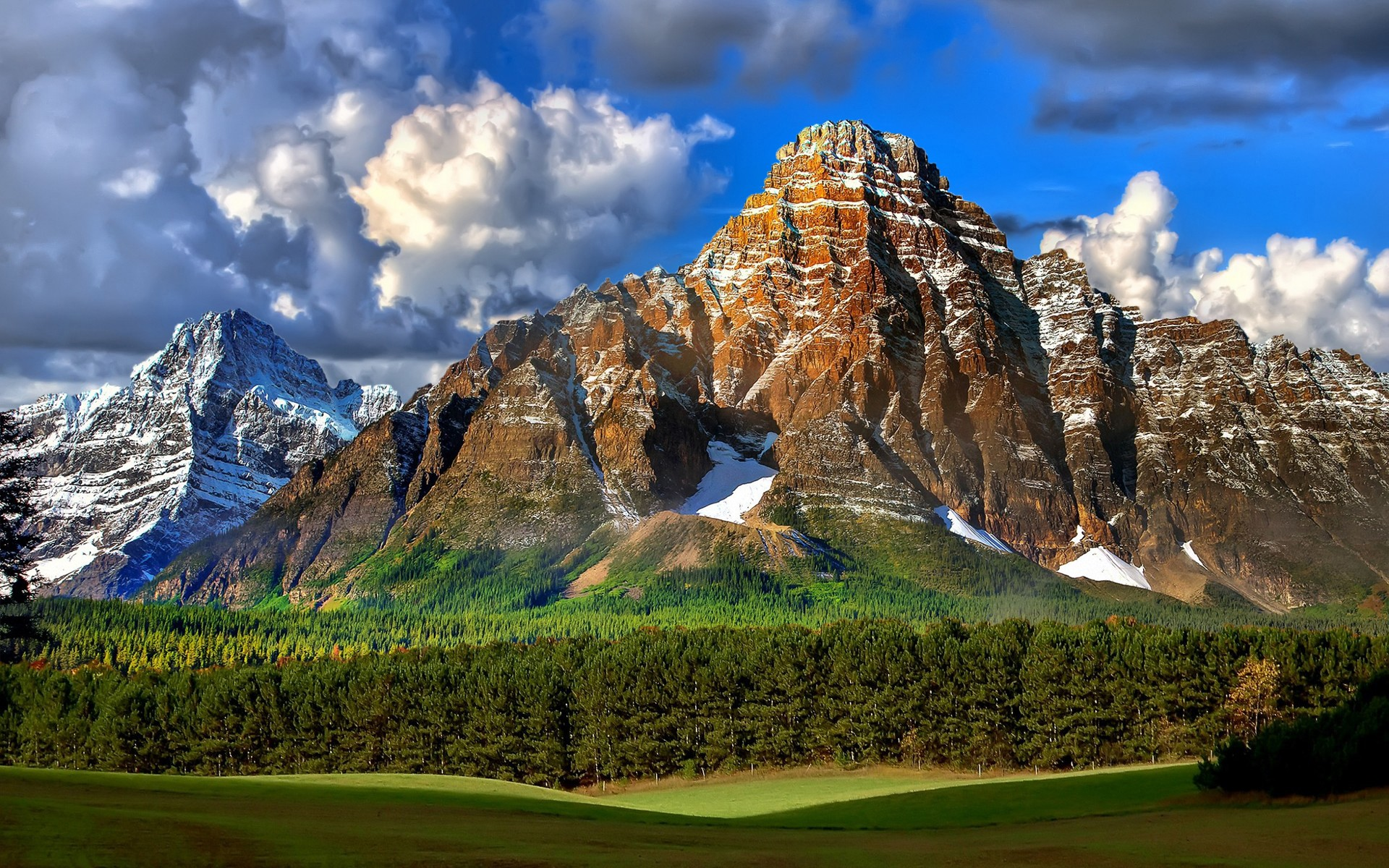 full hd rocky mountain wallpaper full hd pictures. Black Bedroom Furniture Sets. Home Design Ideas