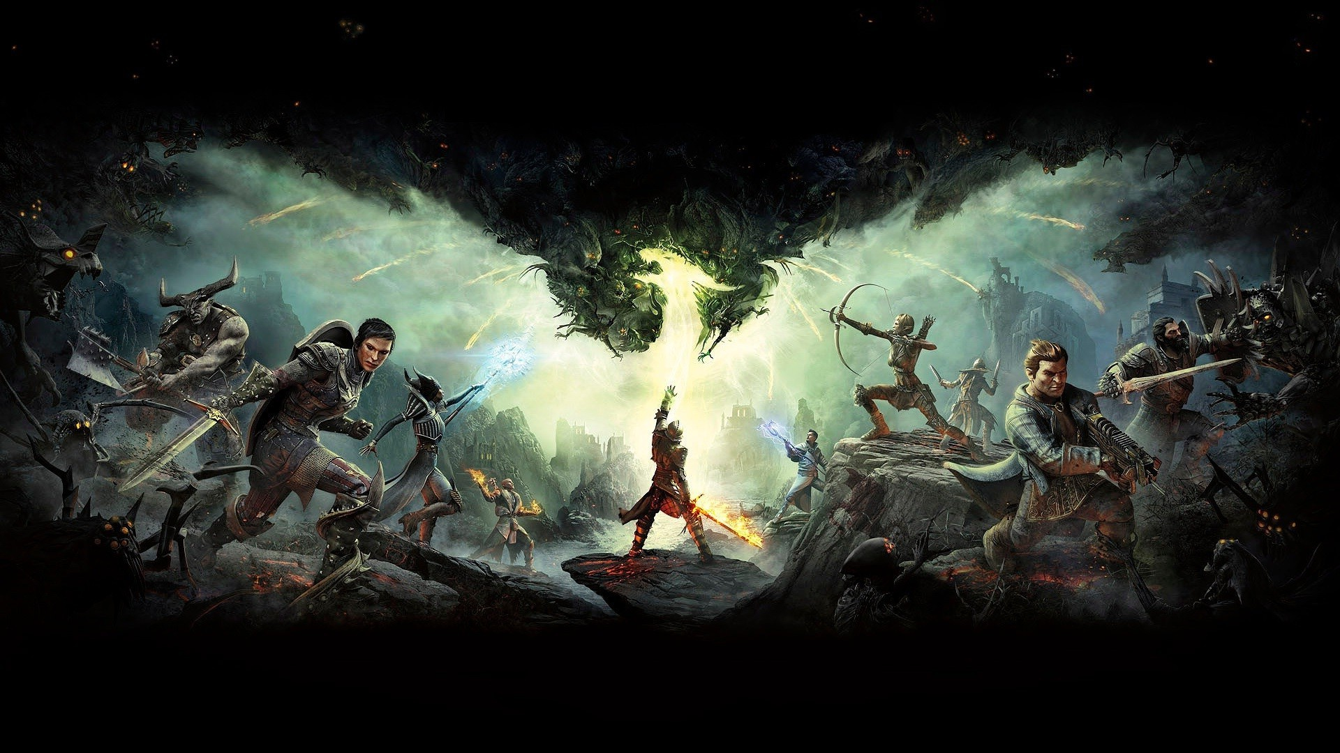 Great Dragon Age Inquisition Wallpaper | Full HD Pictures