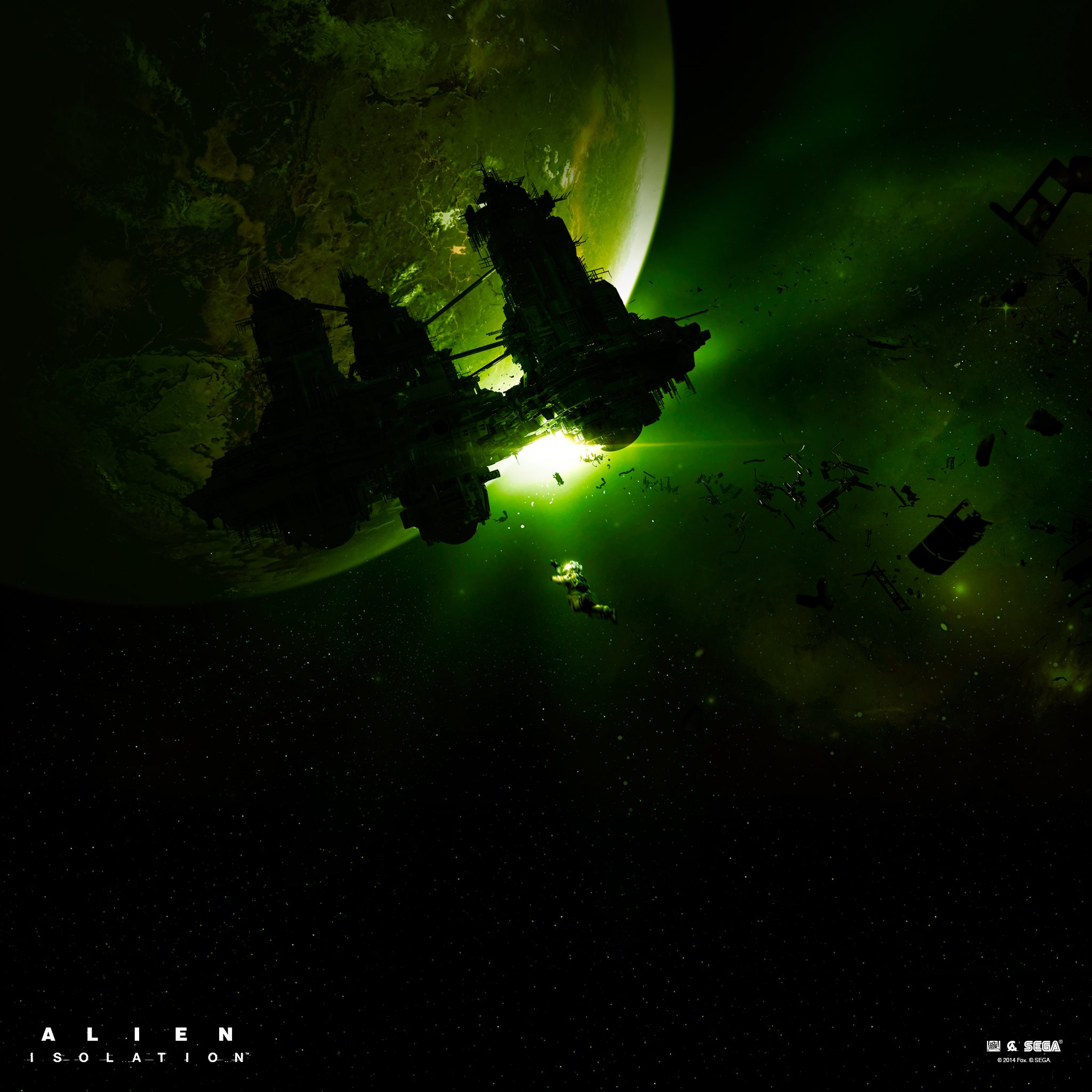 mobile alien isolation wallpaper full hd pictures