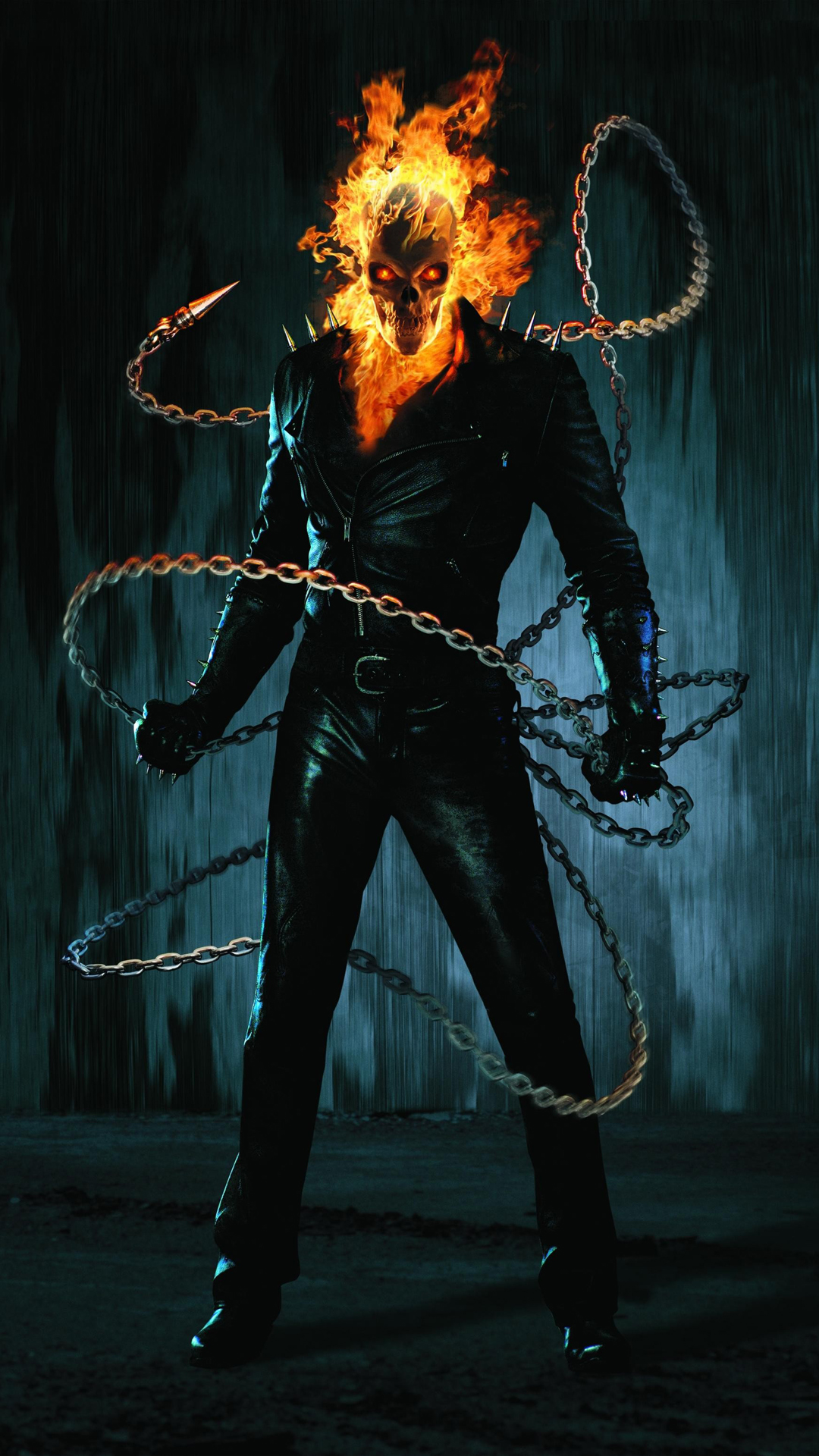 ghost rider hd wallpaper for iphone