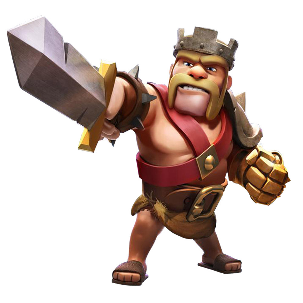 Clash of Clans Barbarian King Pictures | Full HD Pictures