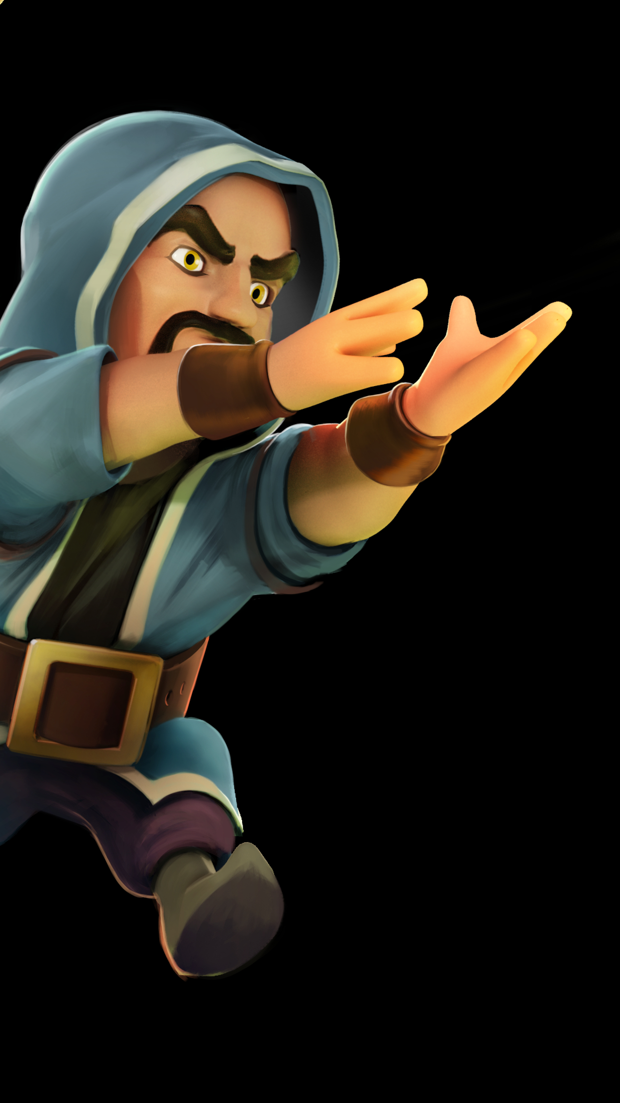 Clash of Clans Wizard Images | Full HD Pictures