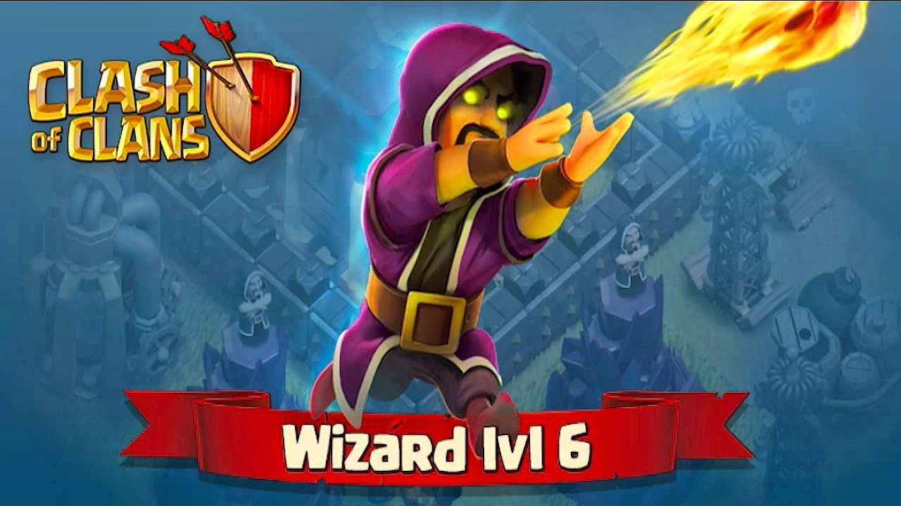 Clash of Clans Wizard Wallpaper HD | Full HD Pictures