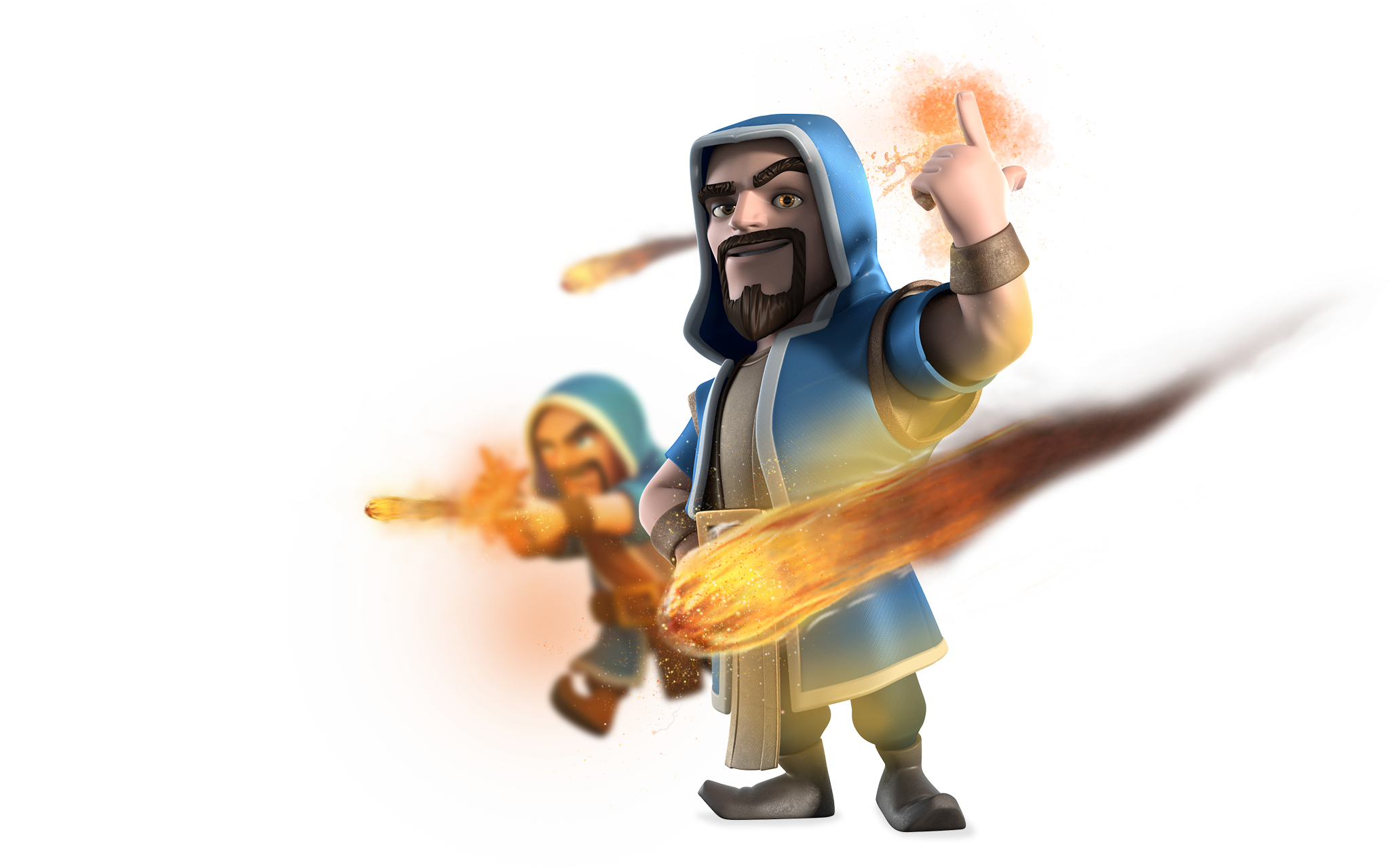Clash of Clans Wizard | Full HD Pictures