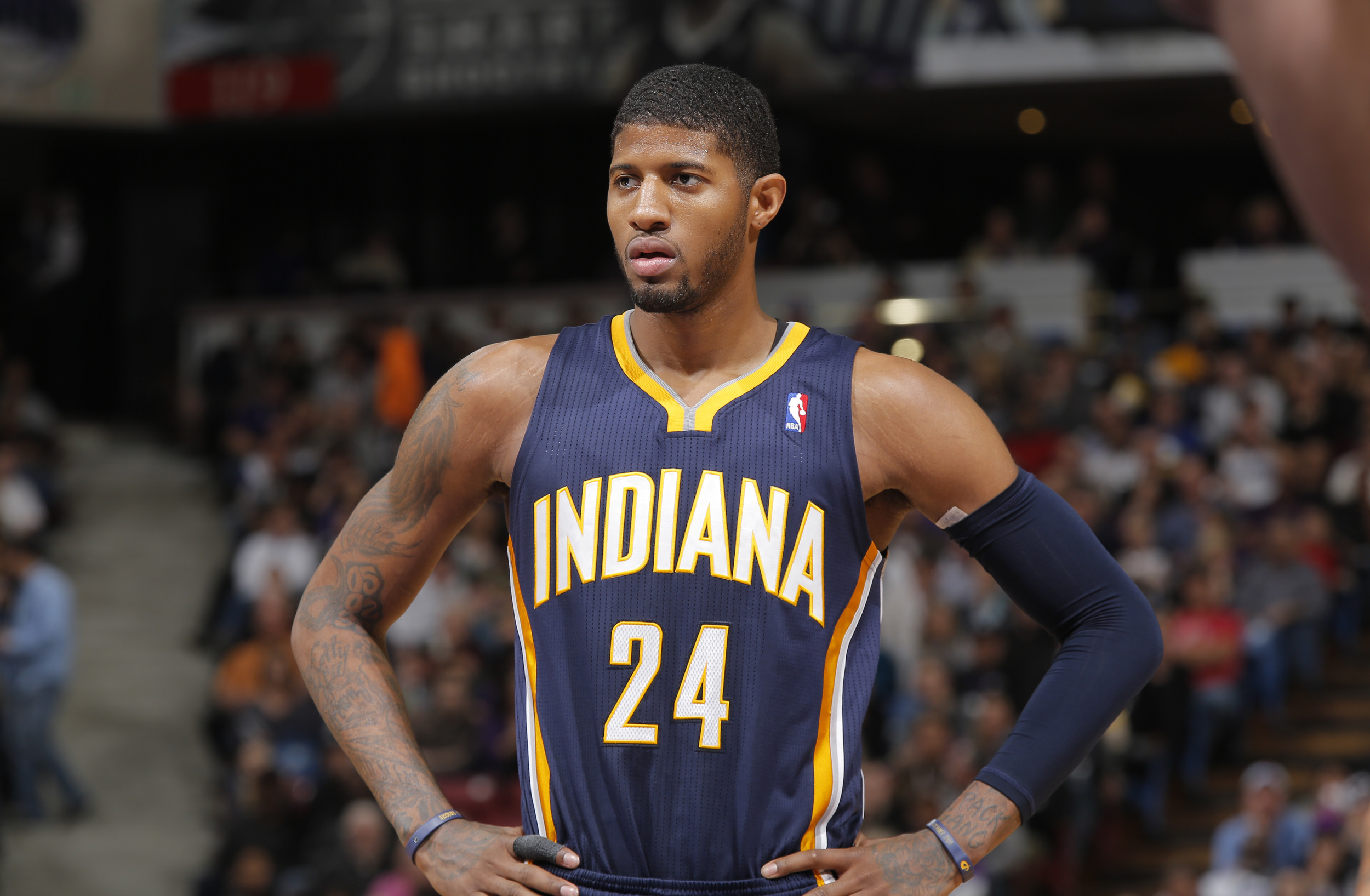 Rate This Guy: Day 60 - Paul George