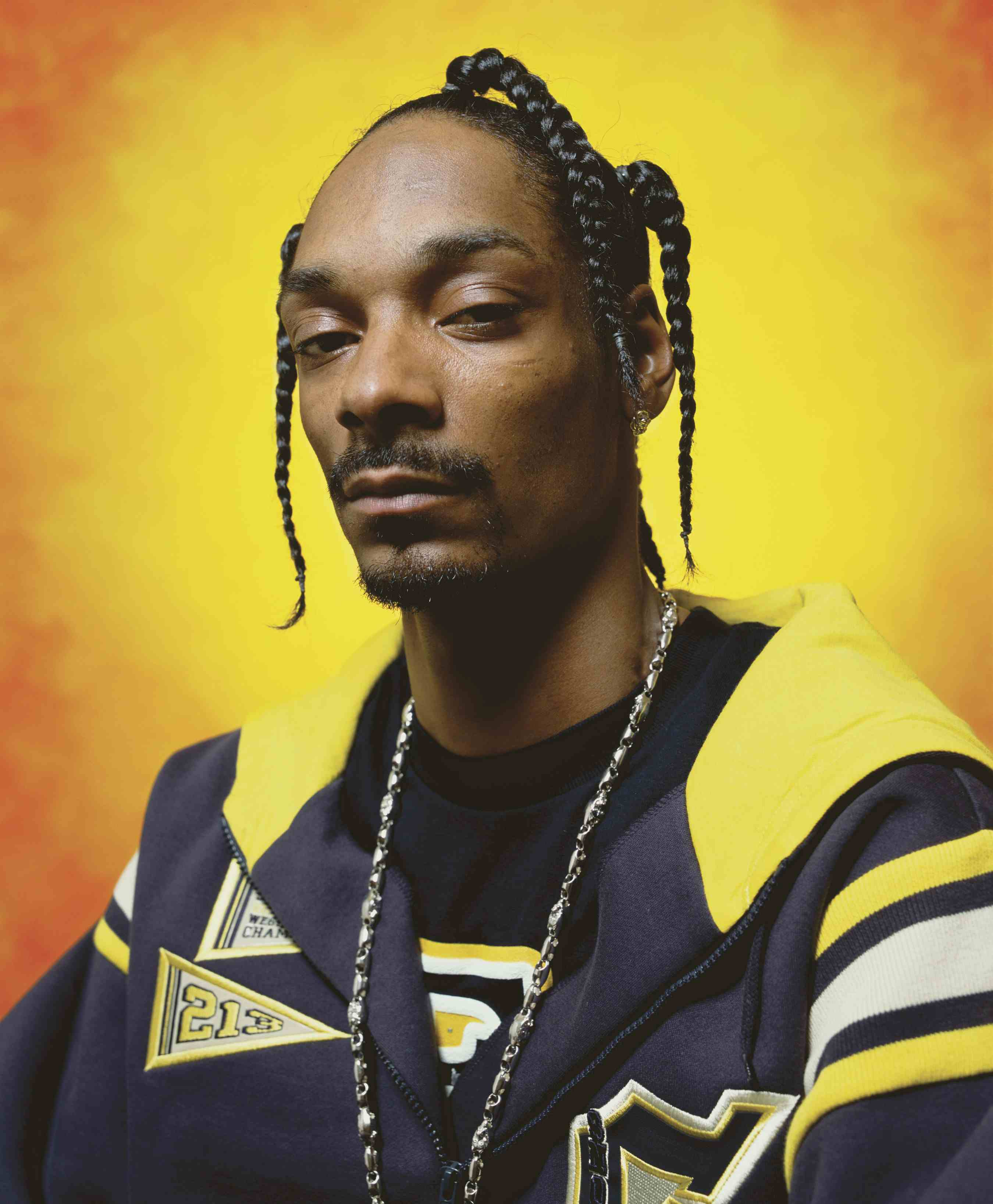 Snoop dogg hair