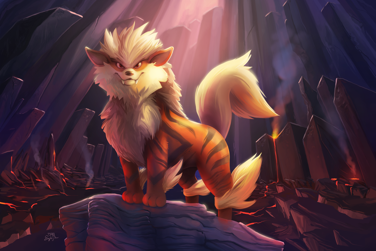 Arcanine Wallpaper | Full HD Pictures