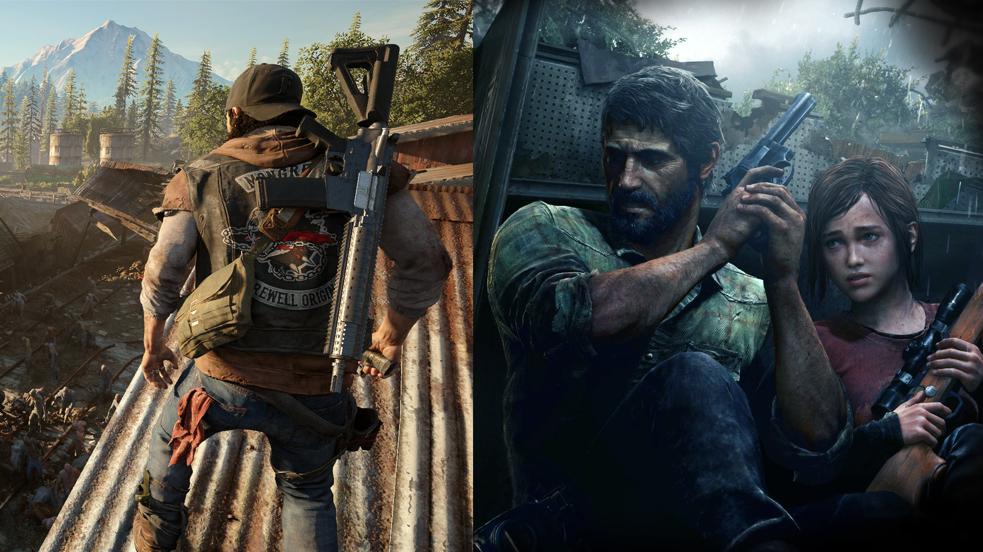Awesome Days Gone Wallpaper | Full HD Pictures