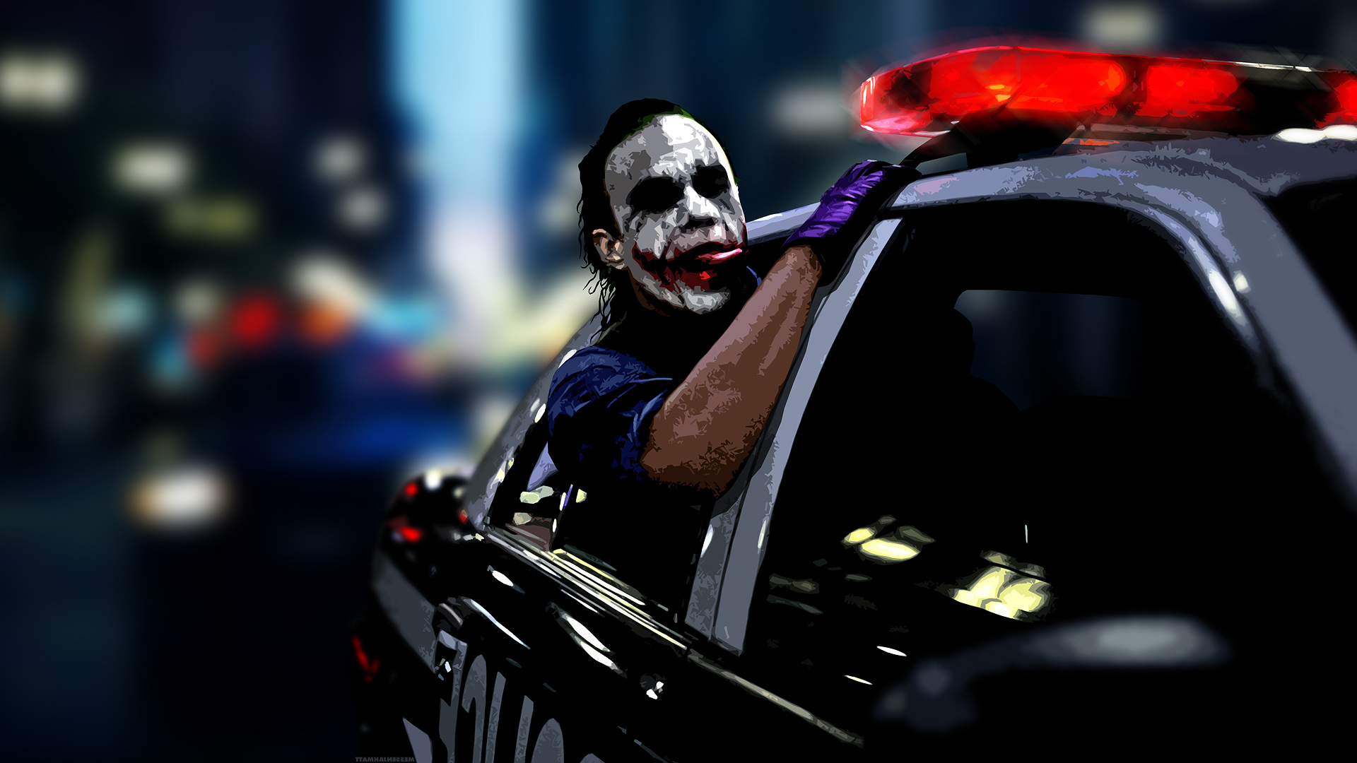 Awesome Joker Wallpaper   Full HD Pictures