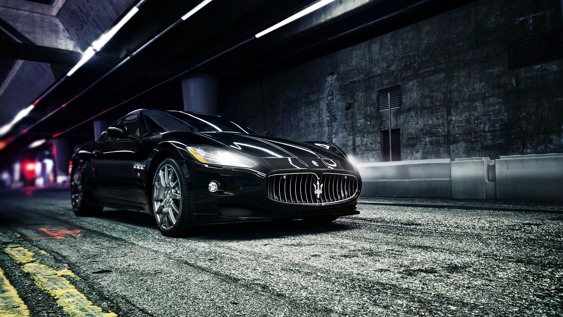 Full HD Maserati Ghibli Wallpaper | Full HD Pictures