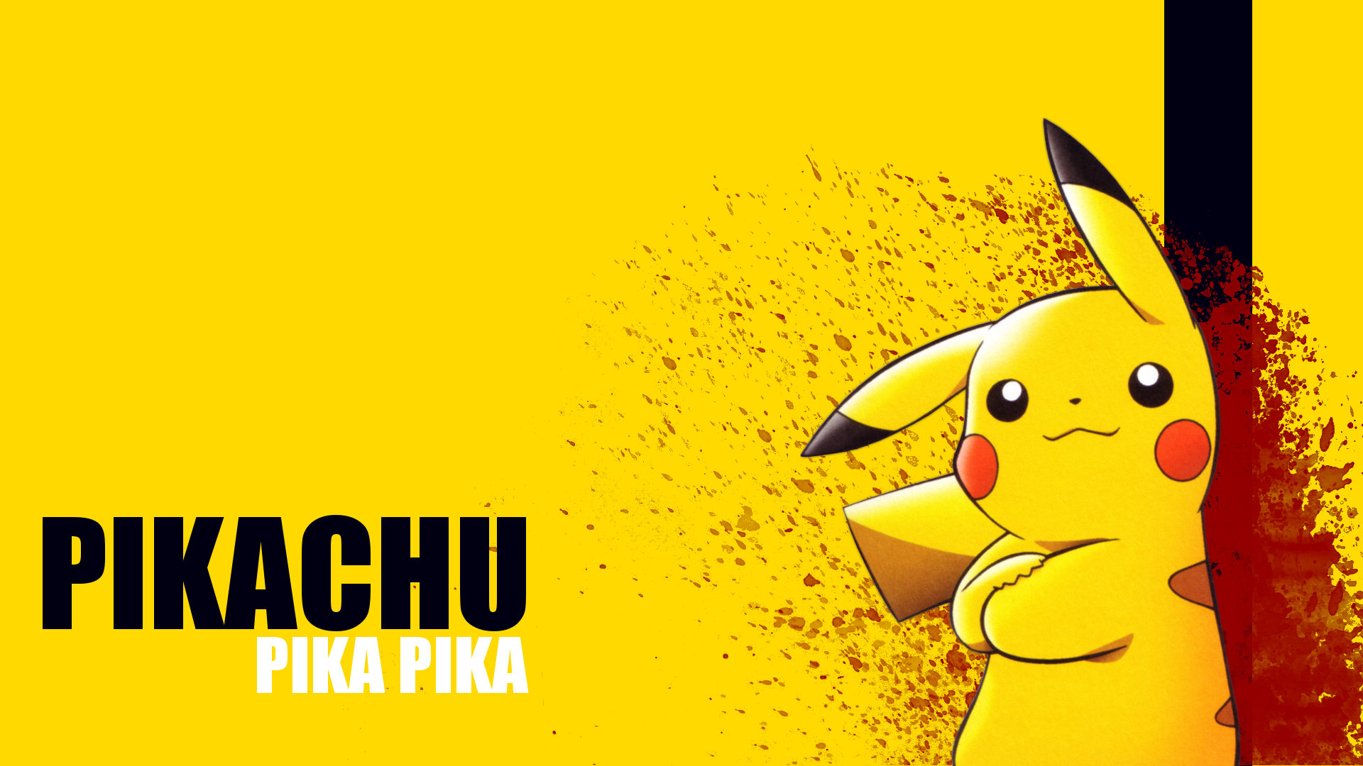 Full HD Pikachu Wallpapers Pictures