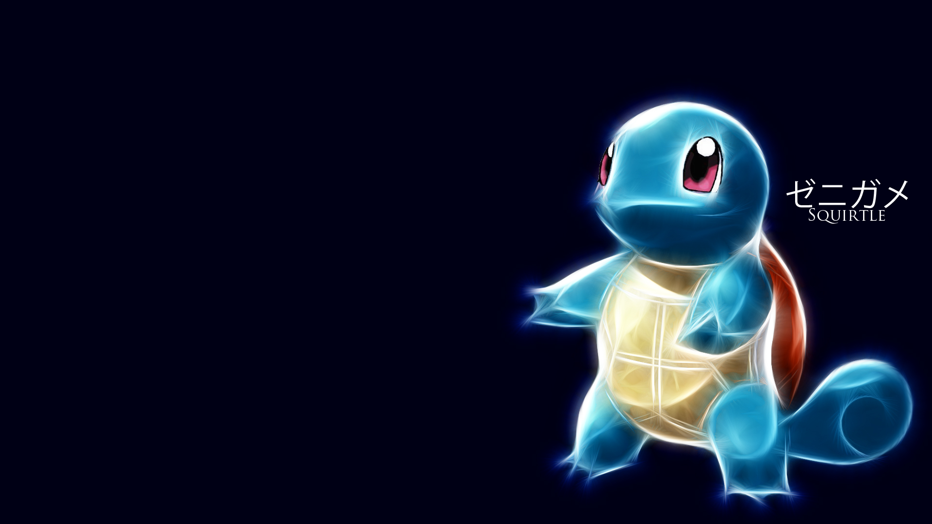 Pokemon Squirtle Wallpaper