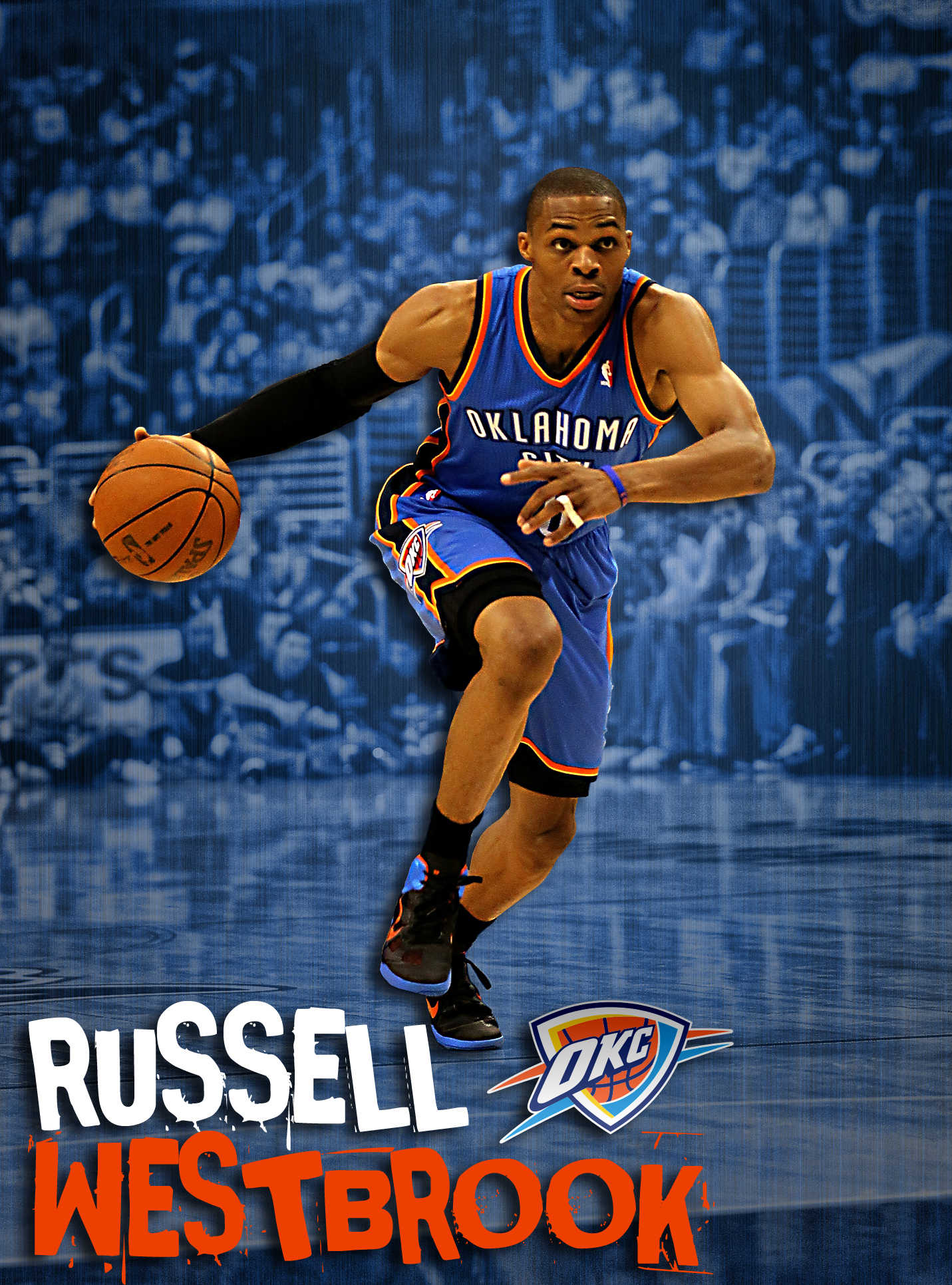 Iphone Russell Westbrook Wallpaper | Full HD Pictures