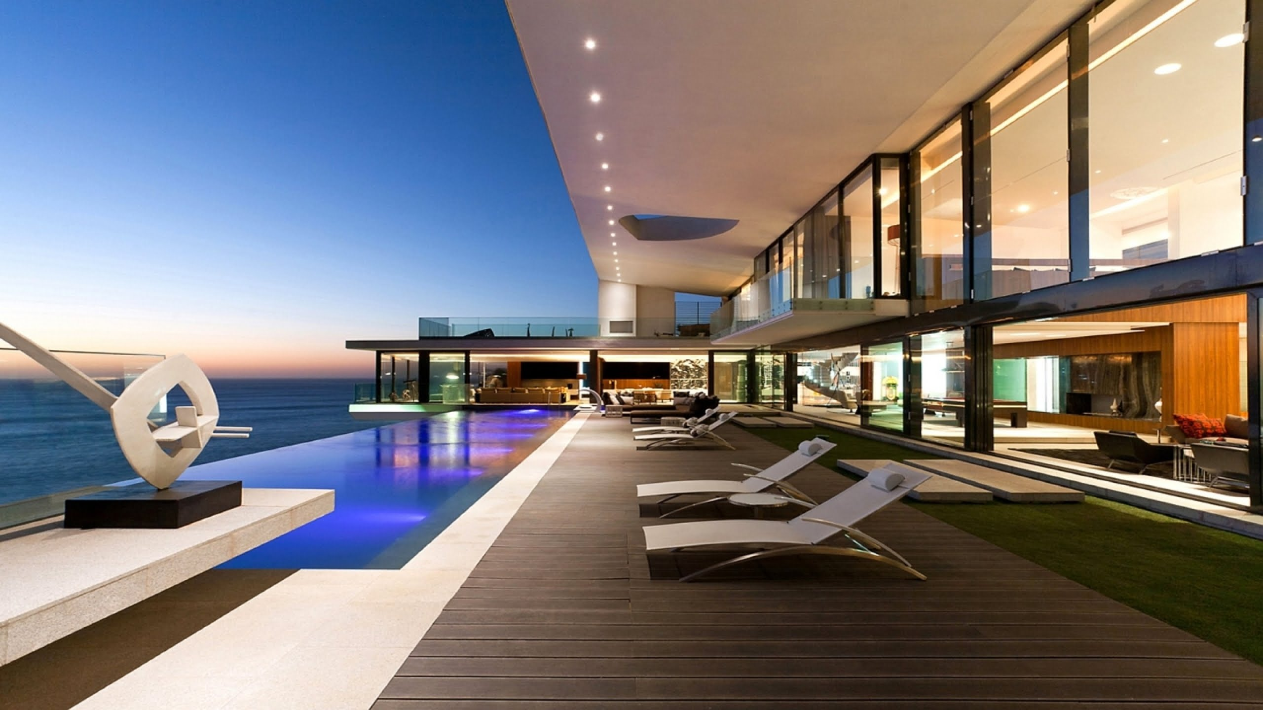 Luxury house wallpapers full hd pictures for Luxury home wallpaper