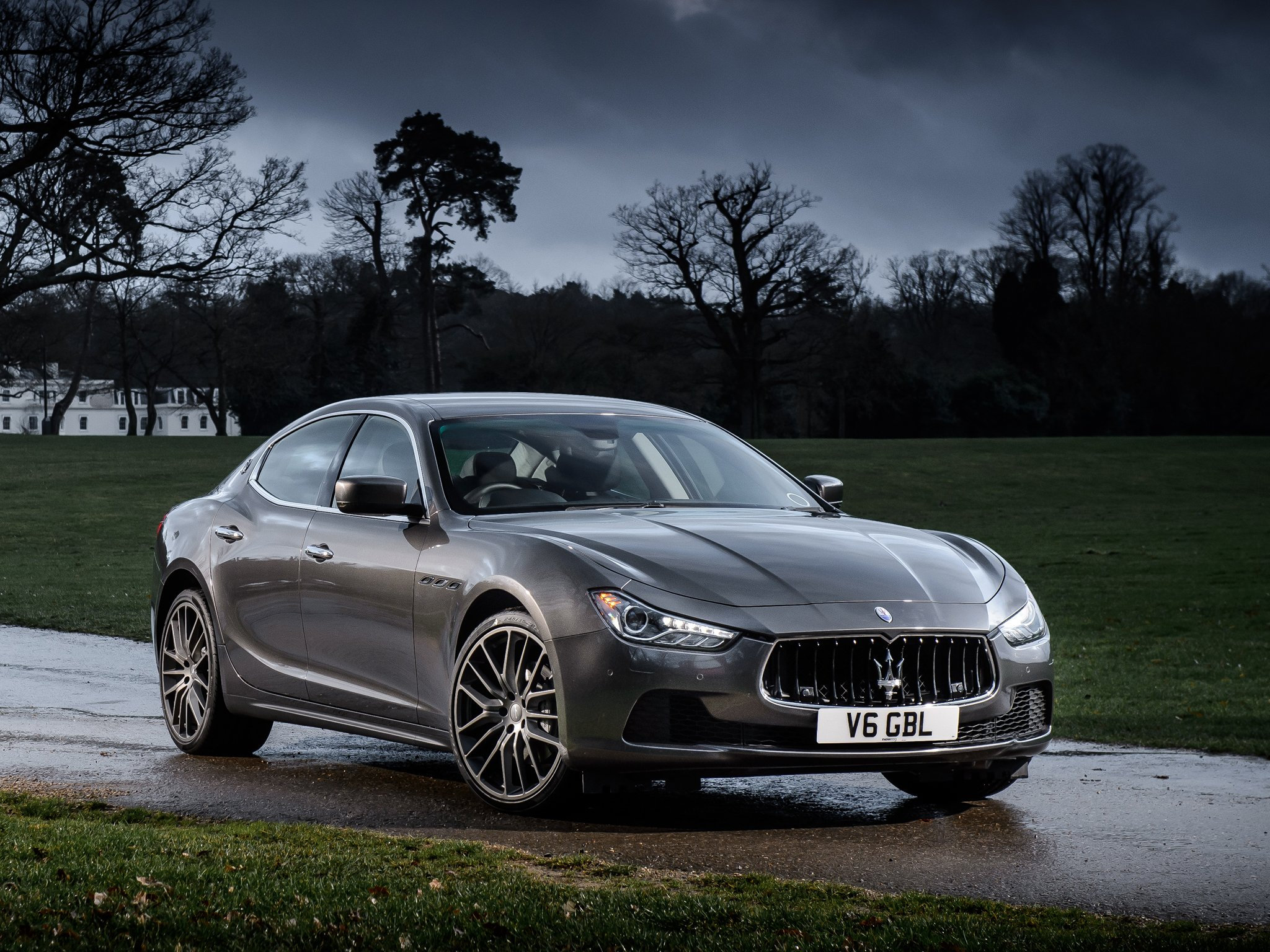 Maserati Ghibli Wallpapers | Full HD Pictures
