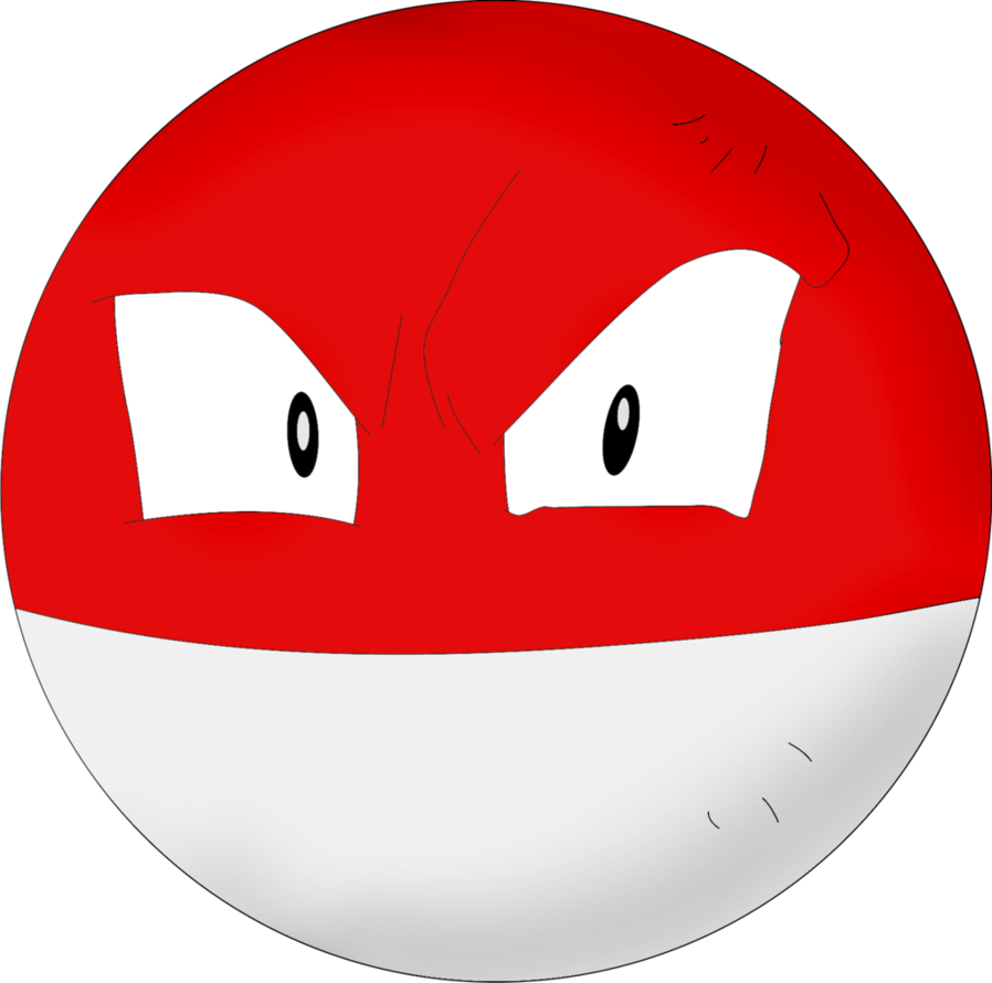 Pokemon Voltorb And Electrode Images
