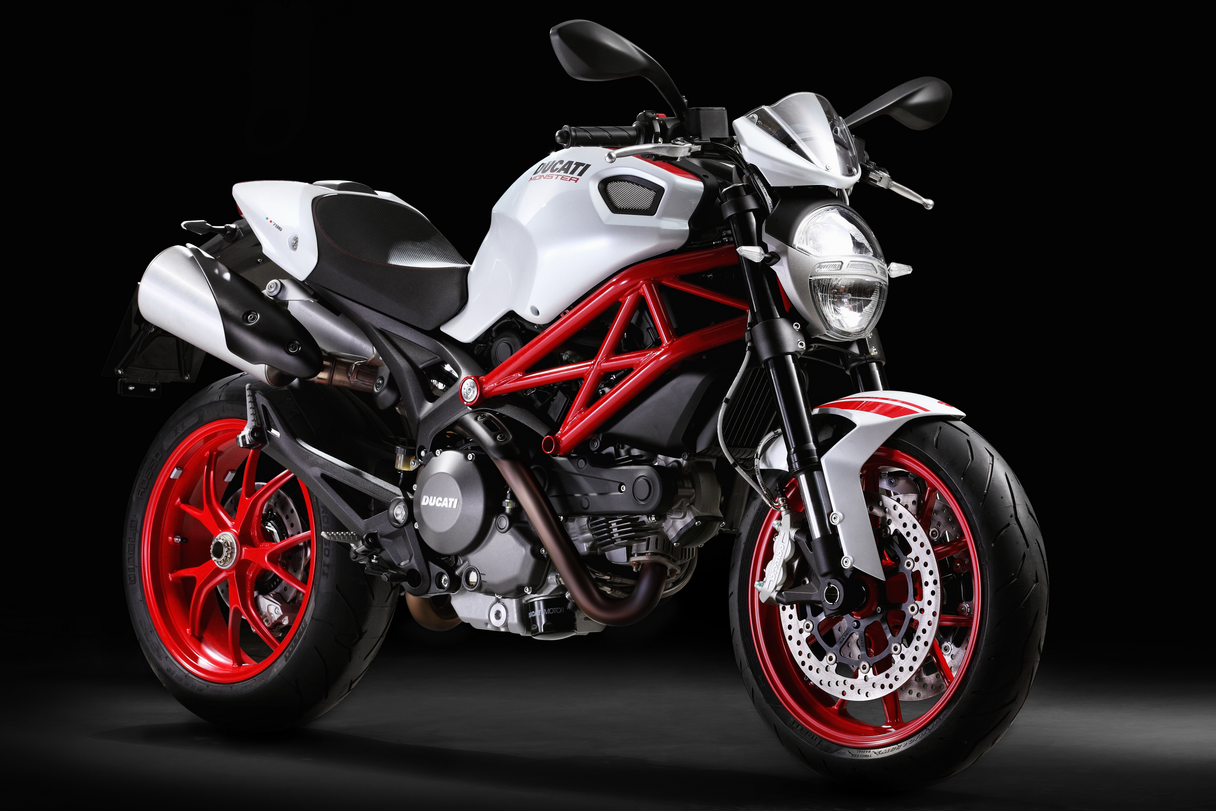 Information About Ducati Monster Wallpaper Hd