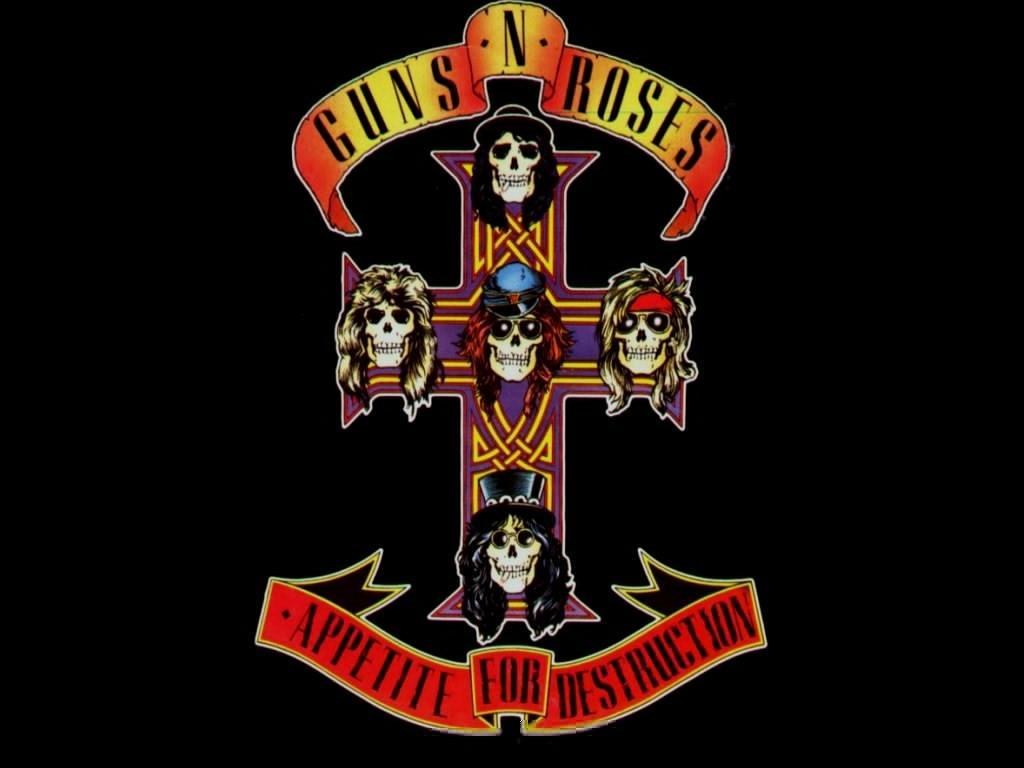 Guns n Roses Logo HD | Full HD Pictures