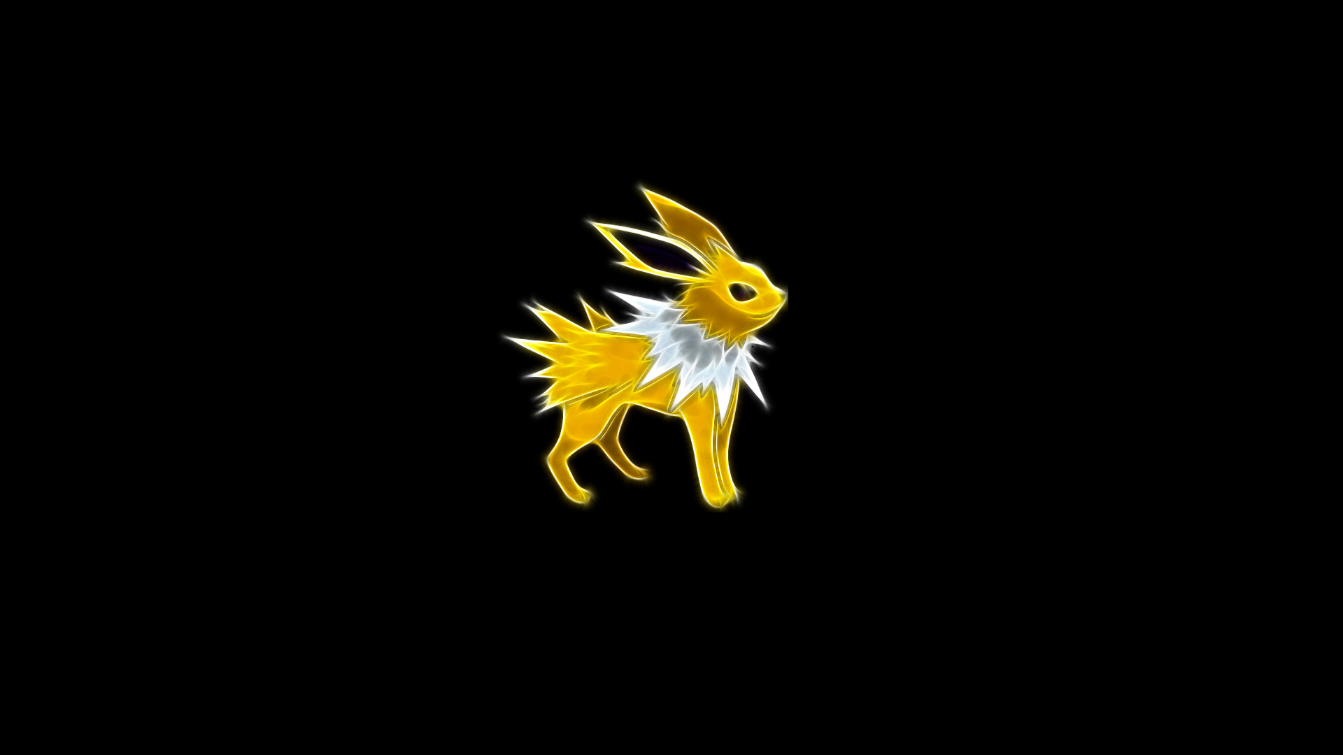 Jolteon Pokemon Phone Wallpaper