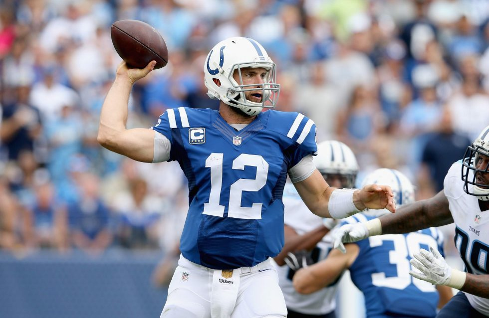 Andrew Luck Wallpapers