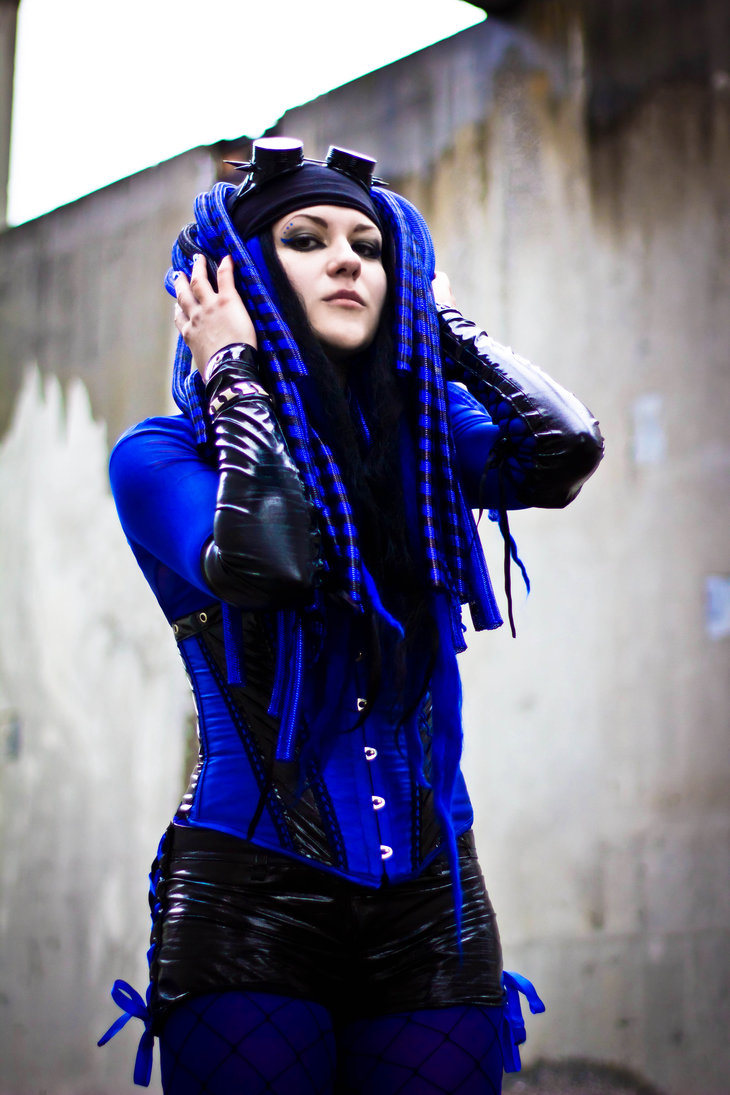 Cyber Goth Images HD